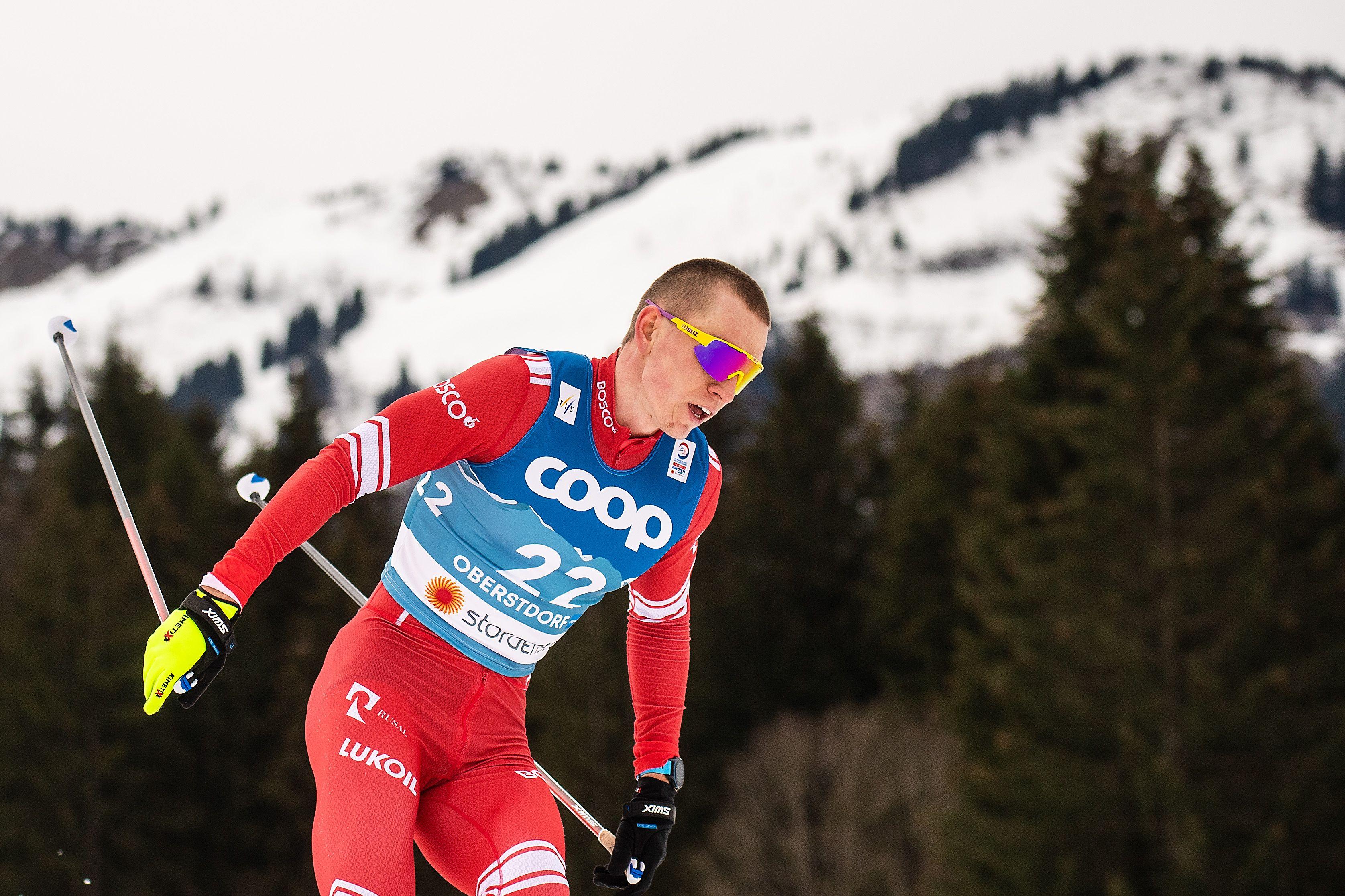 Тренер российских лыжников рассказал о состоянии Большунова перед эстафетой