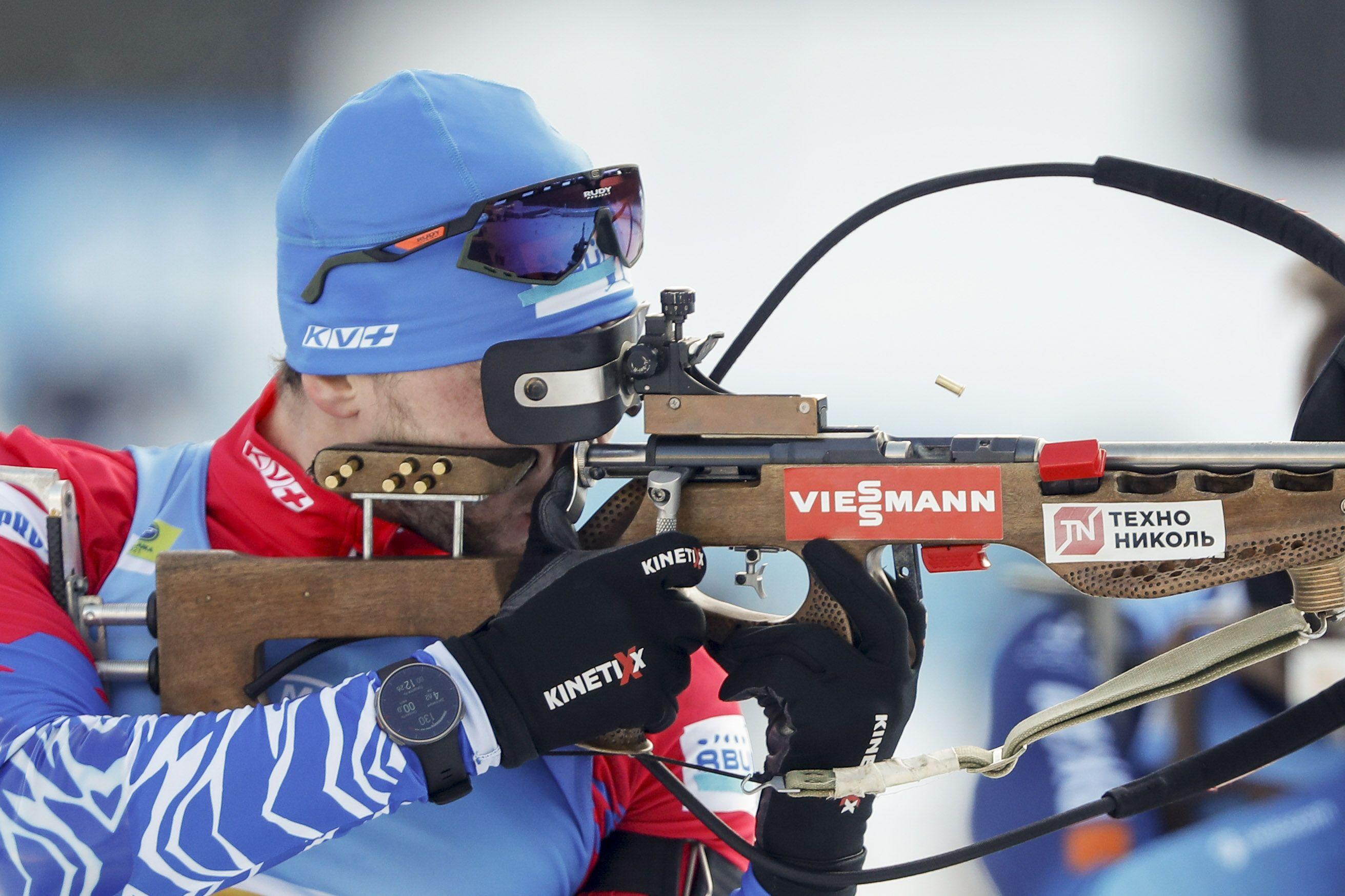 Логинов получил третий номер в спринте на этапе КМ в Нове-Место