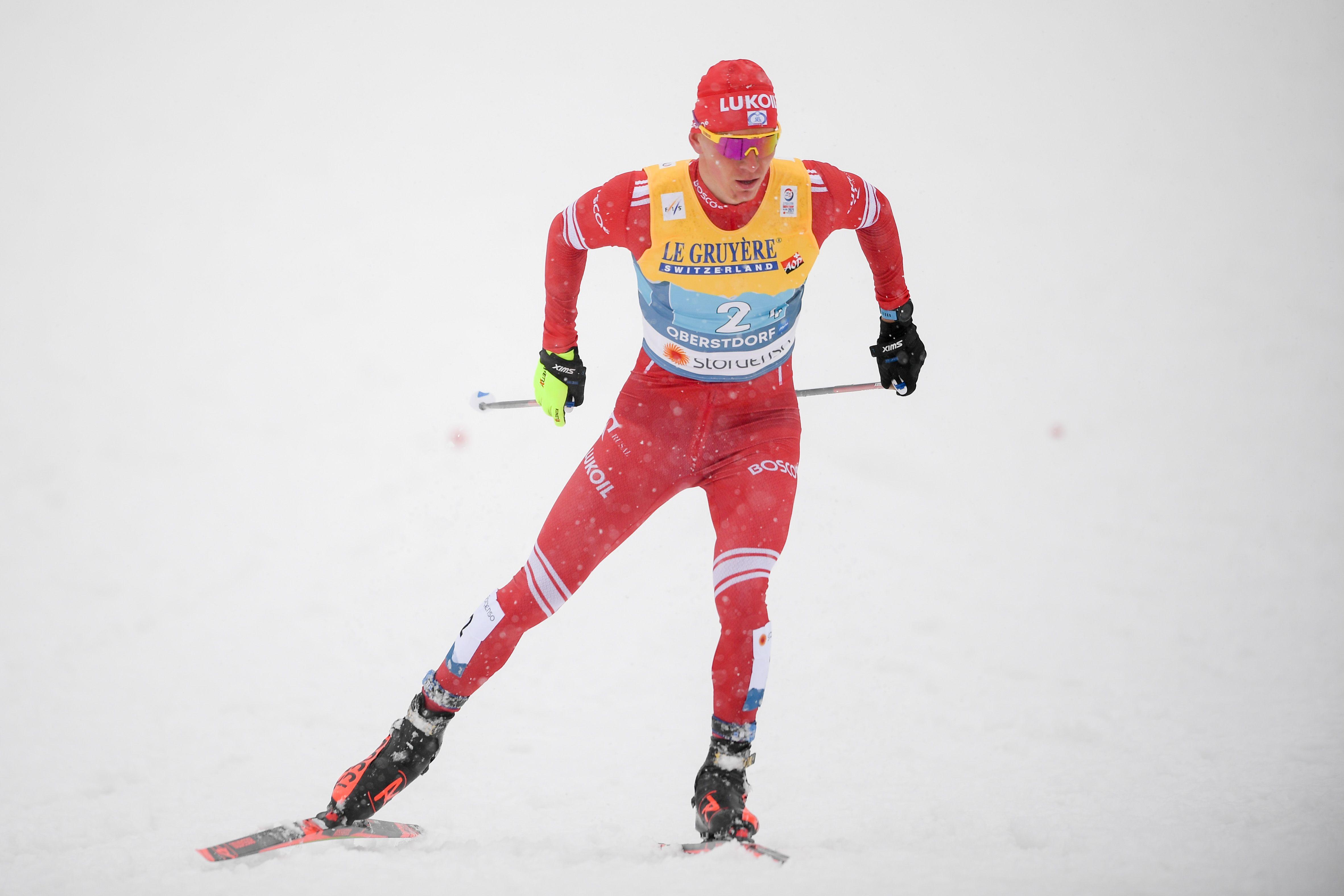 Большунов завоевал бронзу в масс-старте 50 км на ЧМ-2021, Клебо занял первое место: все результаты