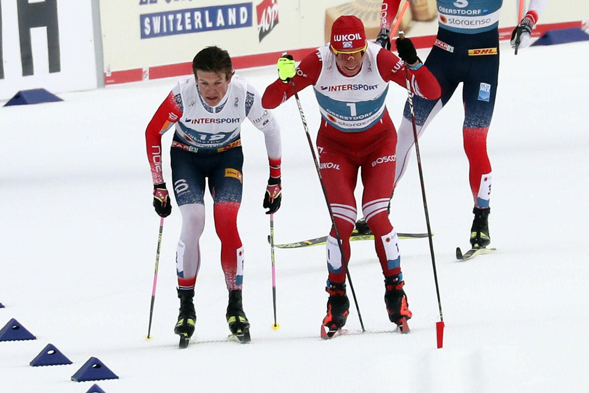Норвежцы подали апелляцию на дисквалификацию Клебо в марафоне