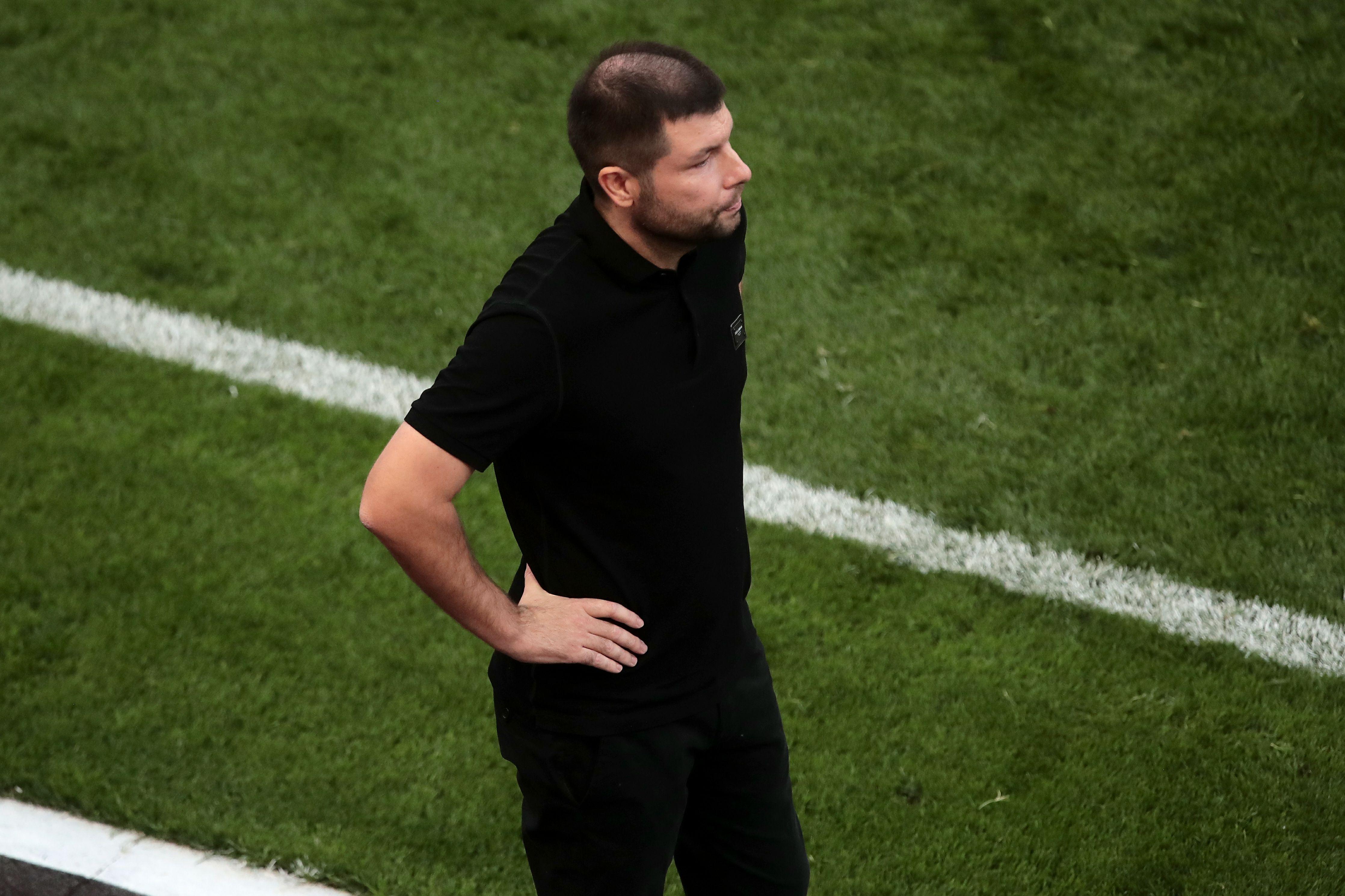 Гендиректор 'Краснодара' заявил, что Мусаев сохранит работу, даже если проиграет все матчи чемпионата