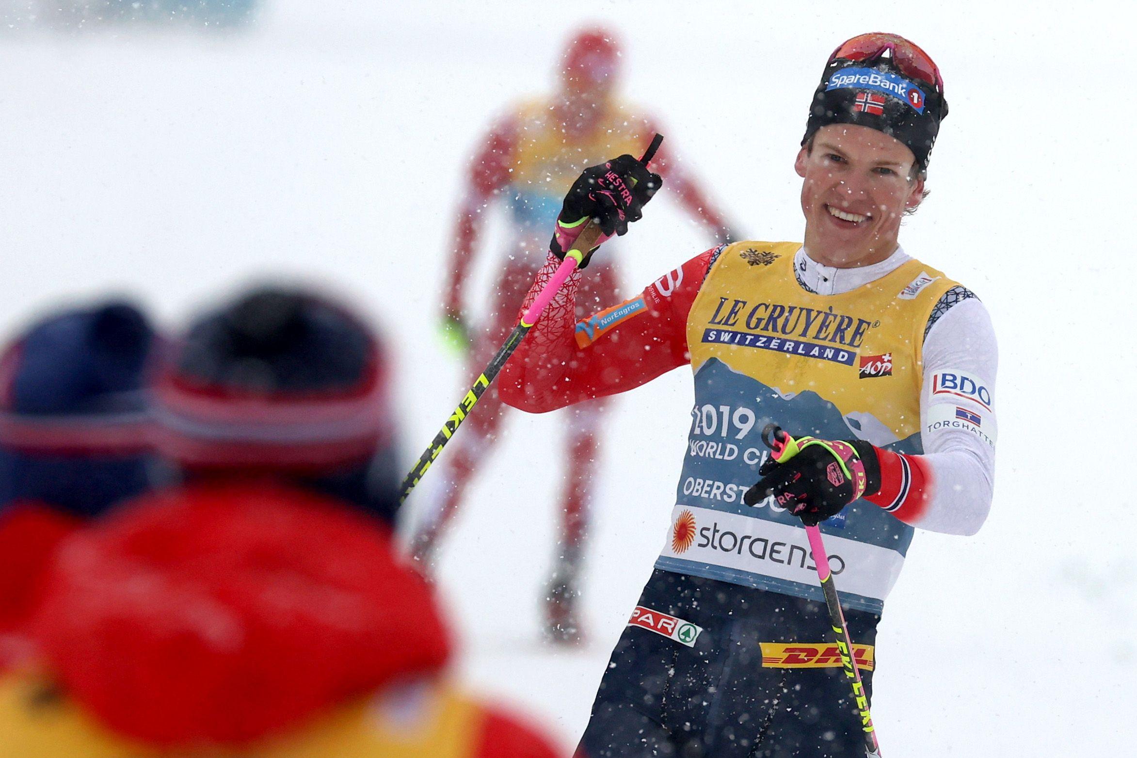 Норвежский эксперт оценил вероятность отмены дисквалификации Клебо