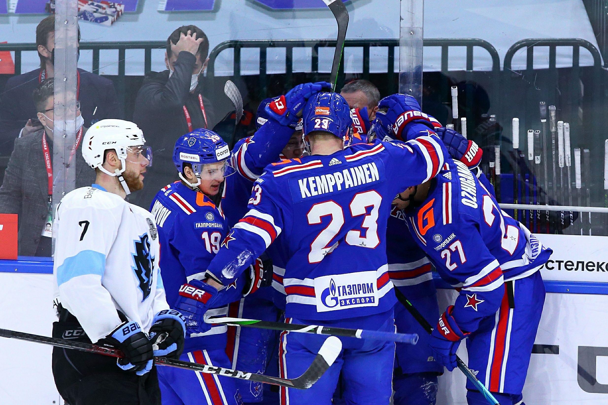 Тренер минского 'Динамо' - о серии со СКА: 'Мы хотим сотворить историю и отыграться с 0:3'