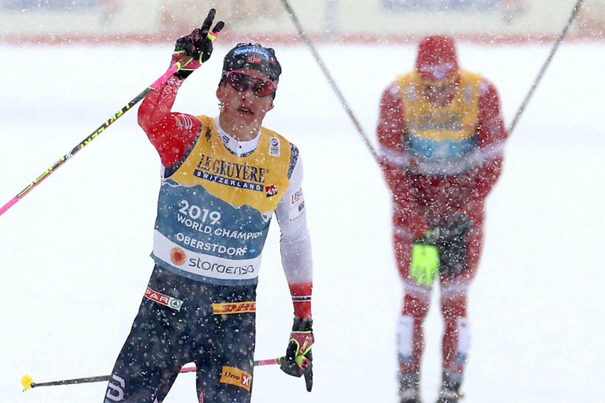 Норвежский комментатор - о дисквалификации Клебо: 'FIS трусливым решением испортил чемпионат мира'