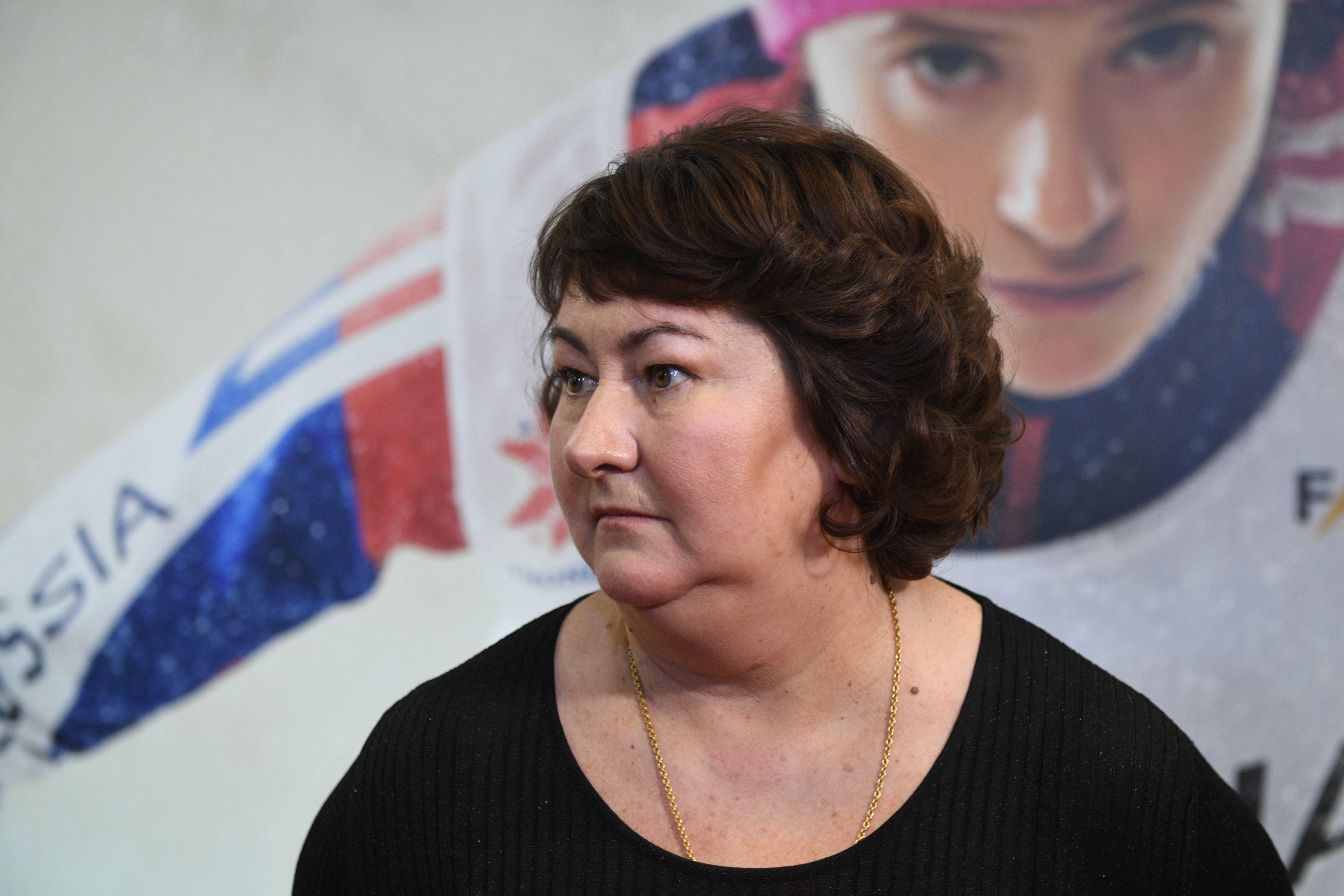 Вяльбе прокомментировала эпизод после командного спринта, когда Большунов не подошёл к Ретивых