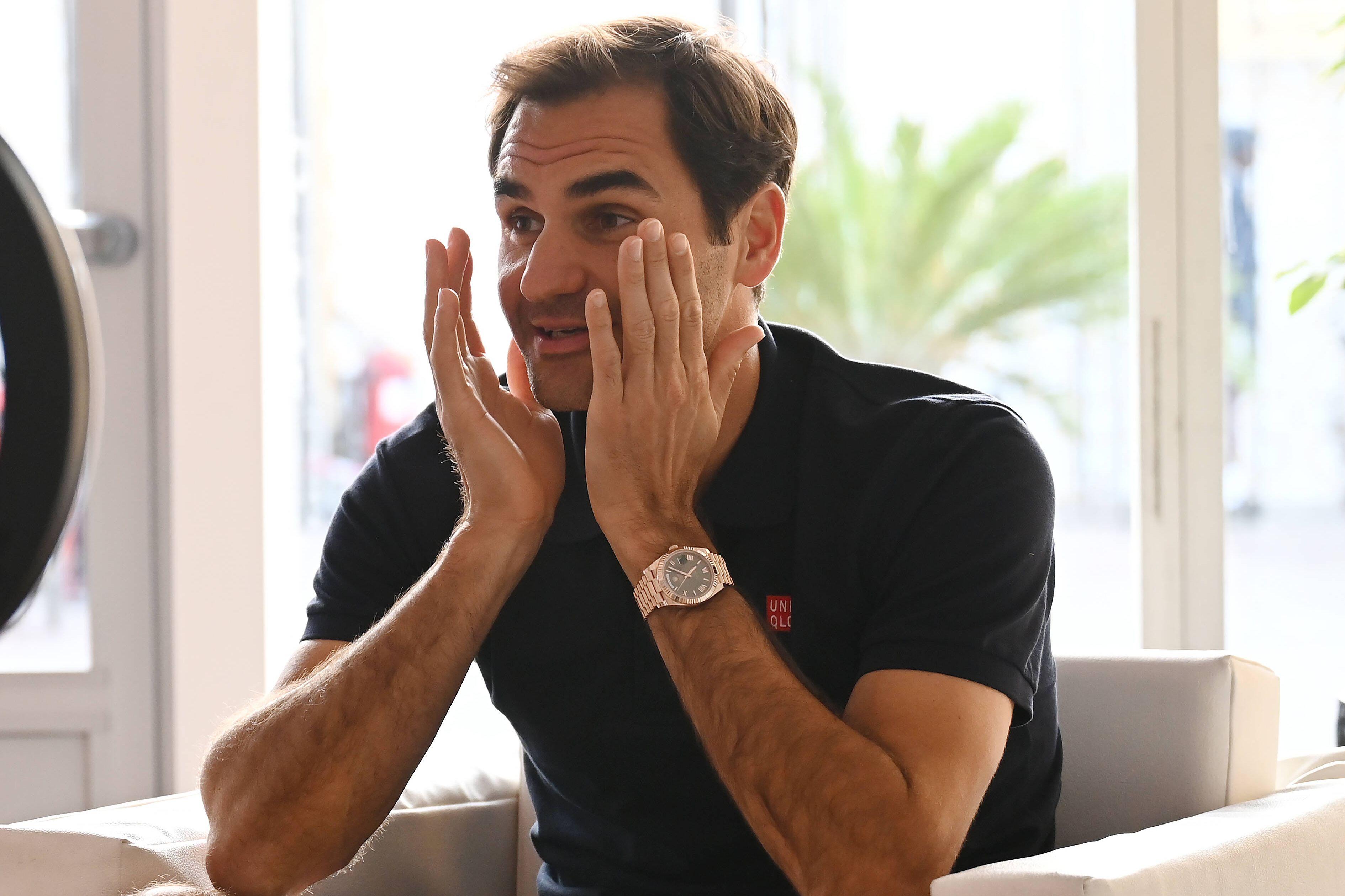 Эванс: 'Федерер пришёл на мой матч? Наверное, ему просто было скучно'