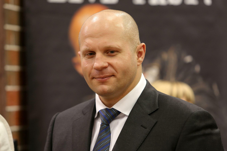 Фёдор Емельяненко рассказал о планах на 2021 год
