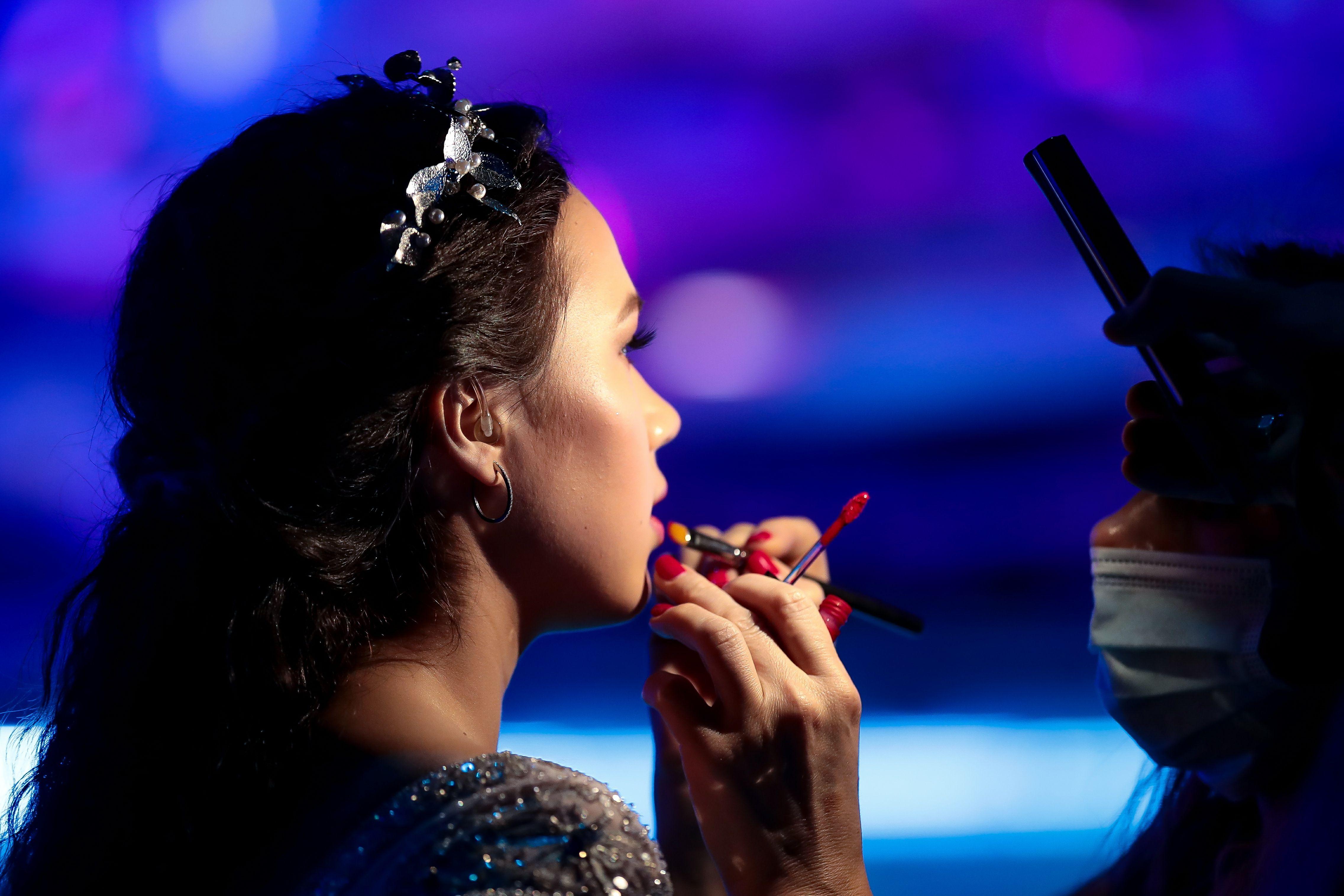 Загитова - о роли ведущей: 'От меня требовали задавать провокационные вопросы'