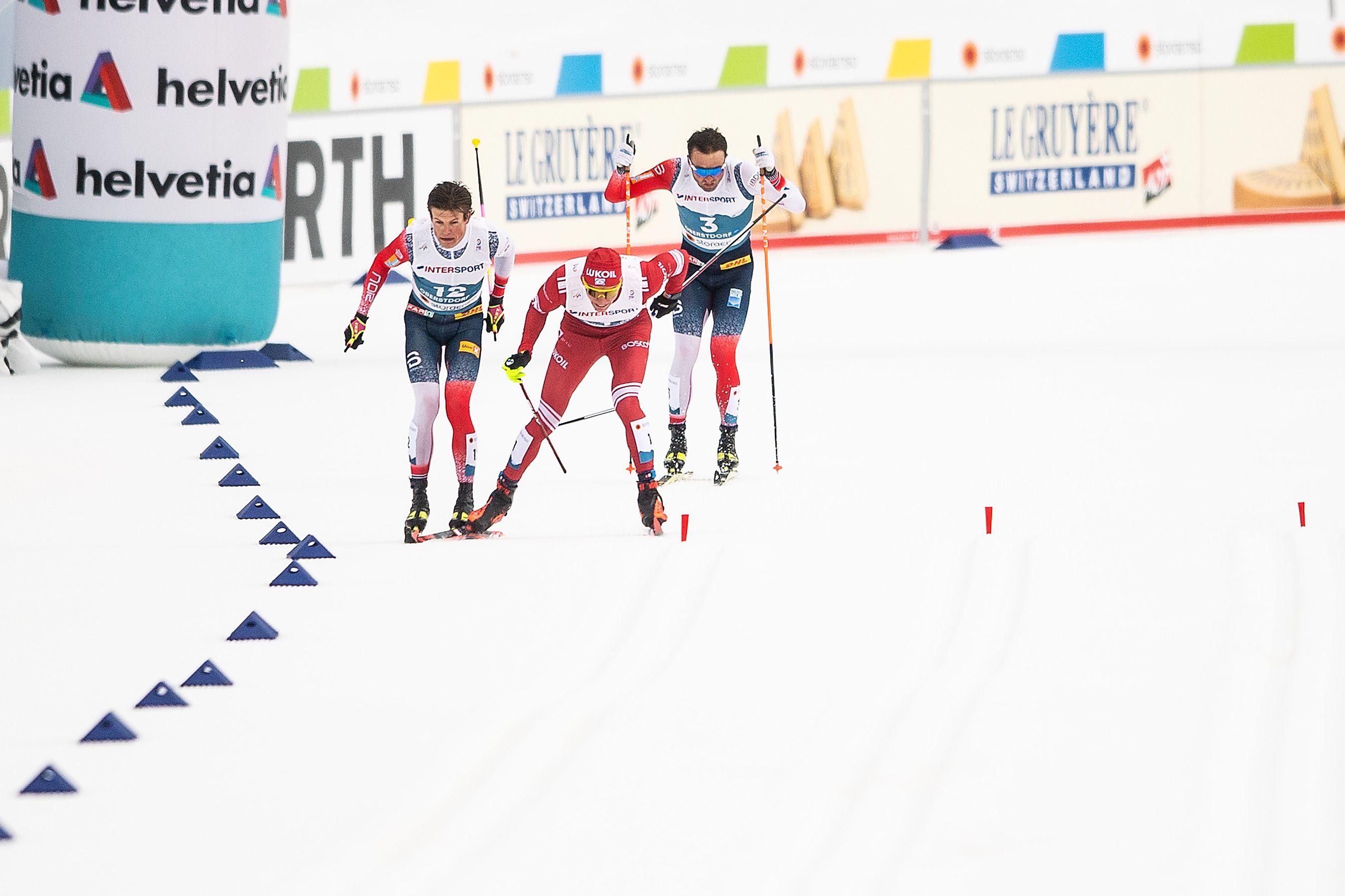 Восьмикратная олимпийская чемпионка: 'Стычка Большунова и Клебо? Они оба проиграли'
