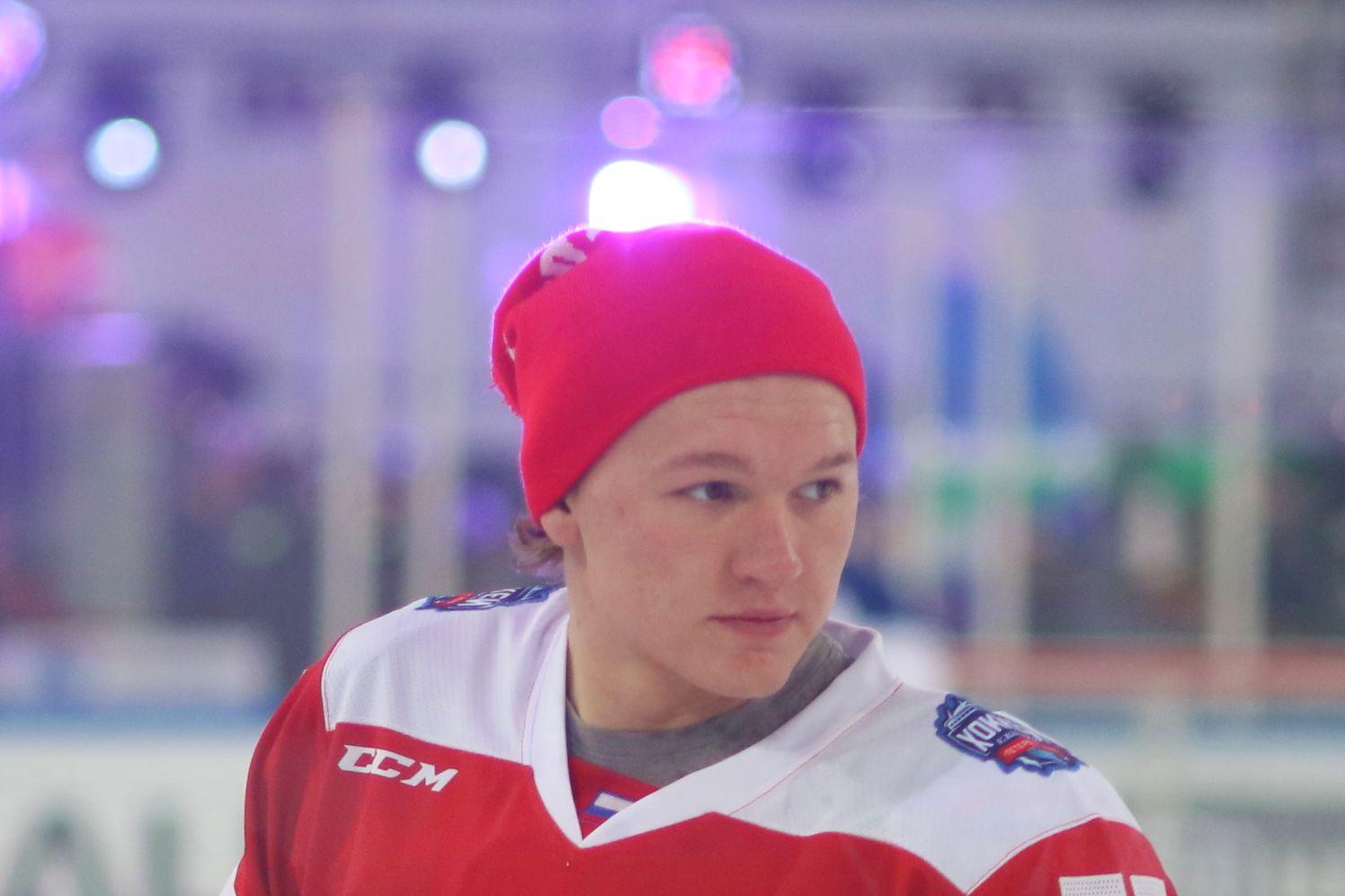 Капризов забросил очередную шайбу в НХЛ (ВИДЕО)