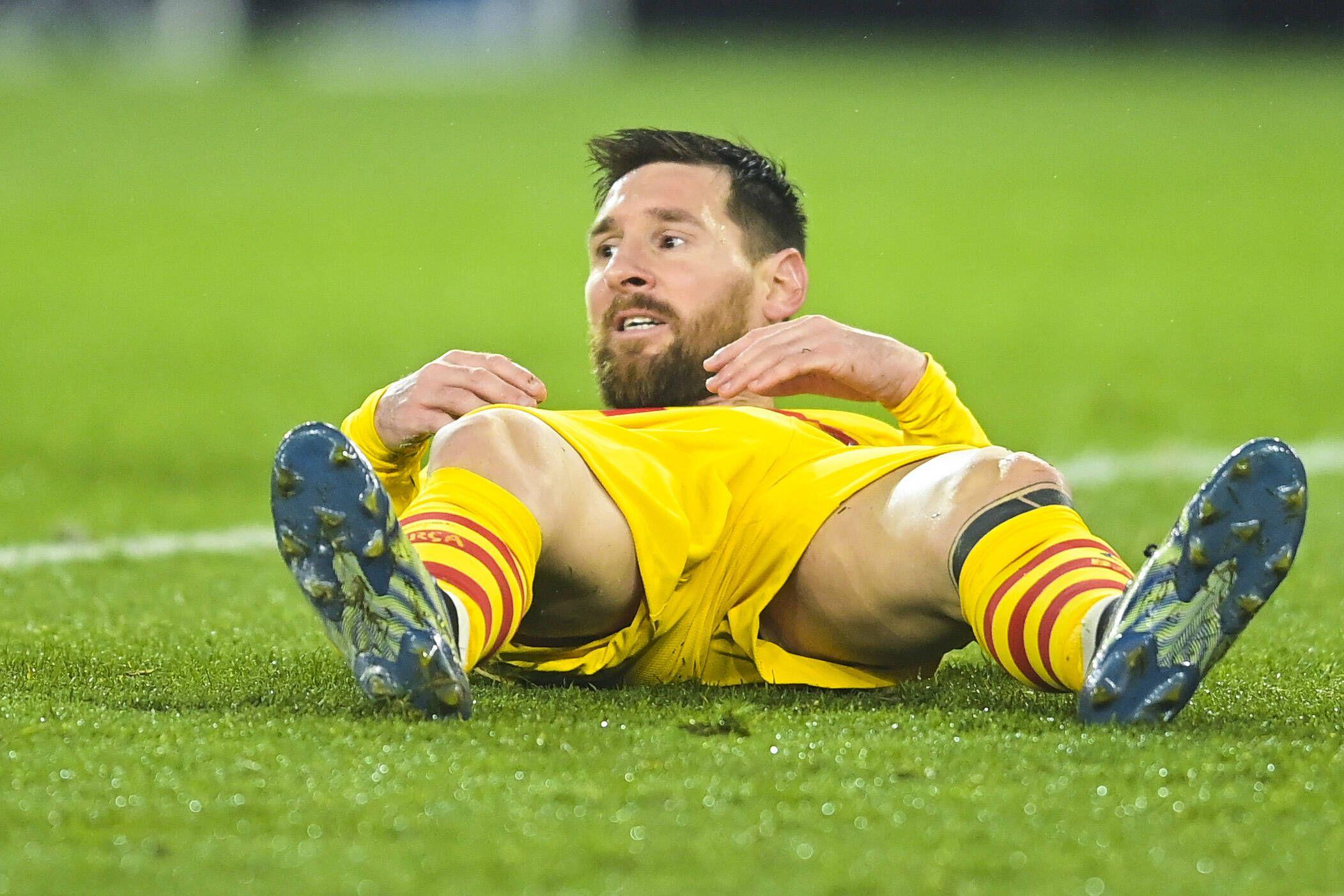 Впервые с 2005 года команды Роналду и Месси не смогли выйти в четвертьфинал Лиги чемпионов