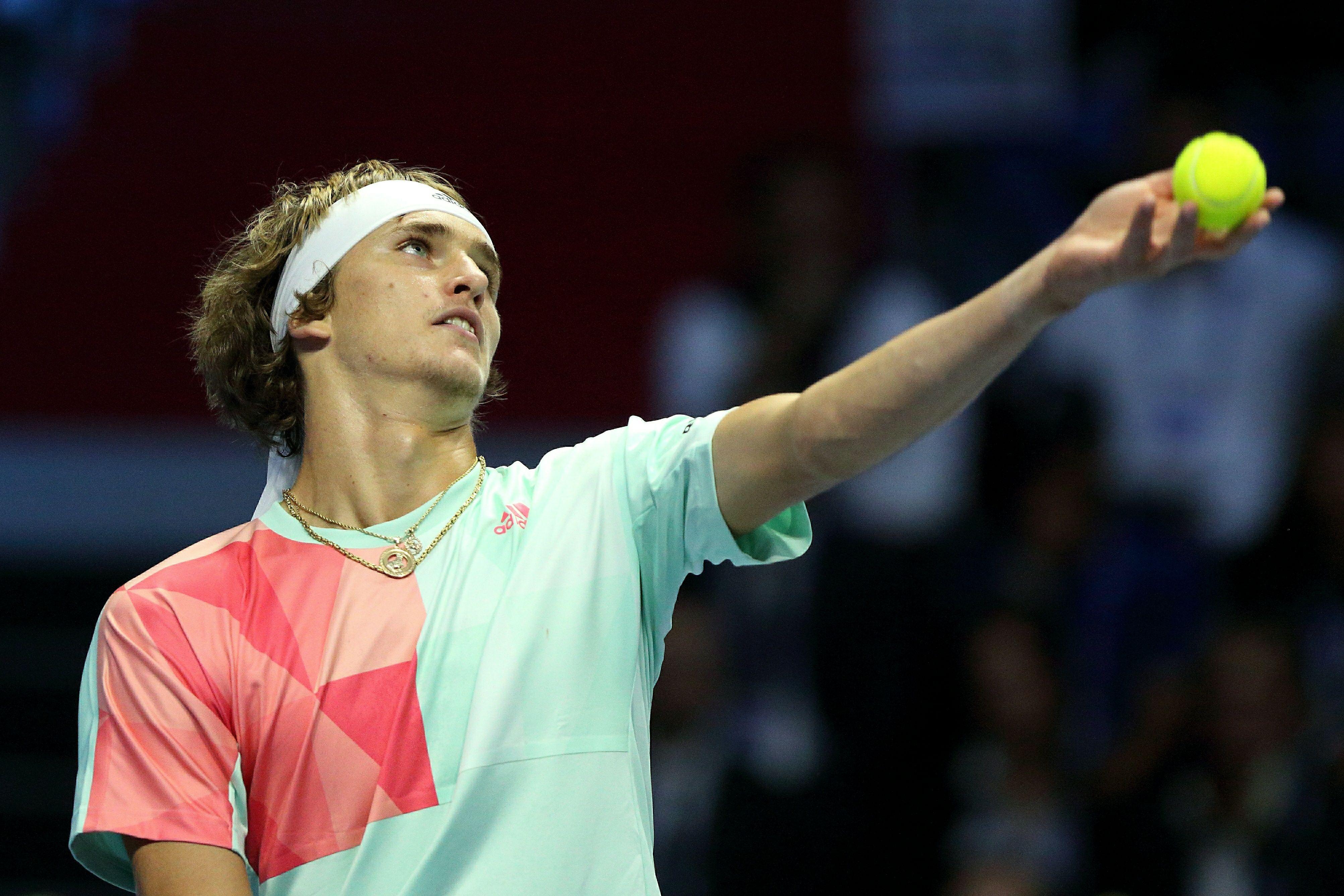 23-летний теннисист Зверев впервые стал отцом