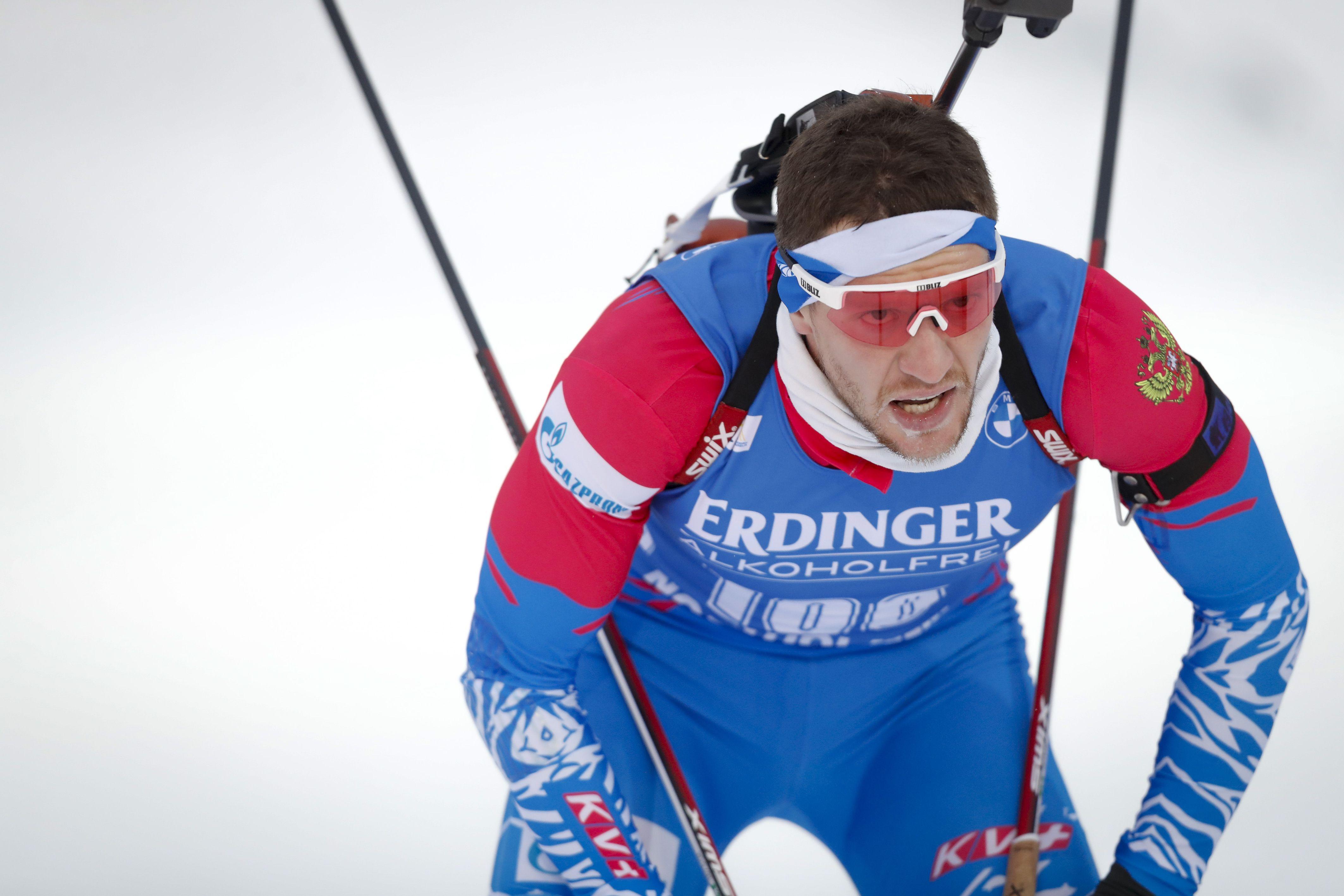 Сучилов показал 10-й результат в спринте на этапе Кубка IBU, Филимонов дисквалифицирован