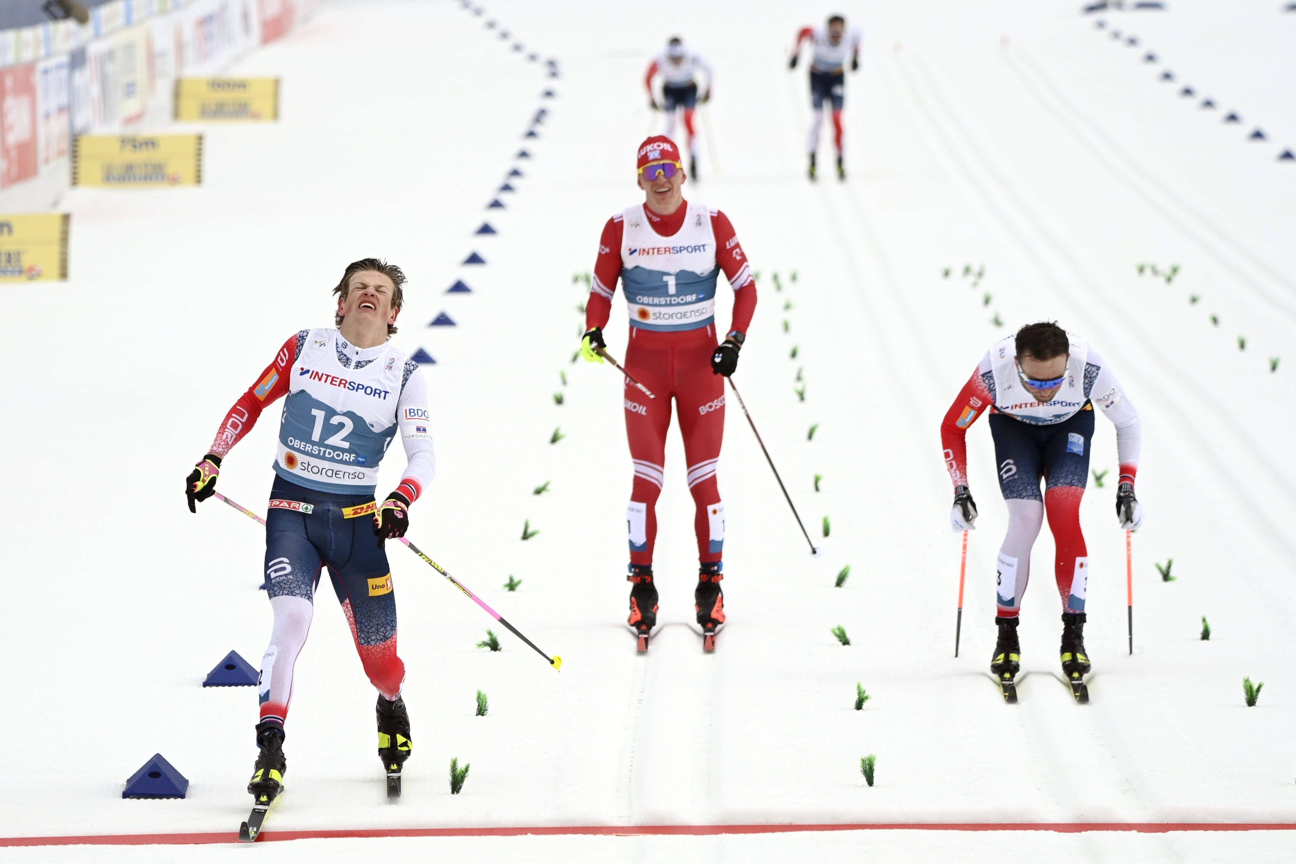 Лыжницы Карлссон: 'Клебо поступил правильно, отозвав апелляцию'