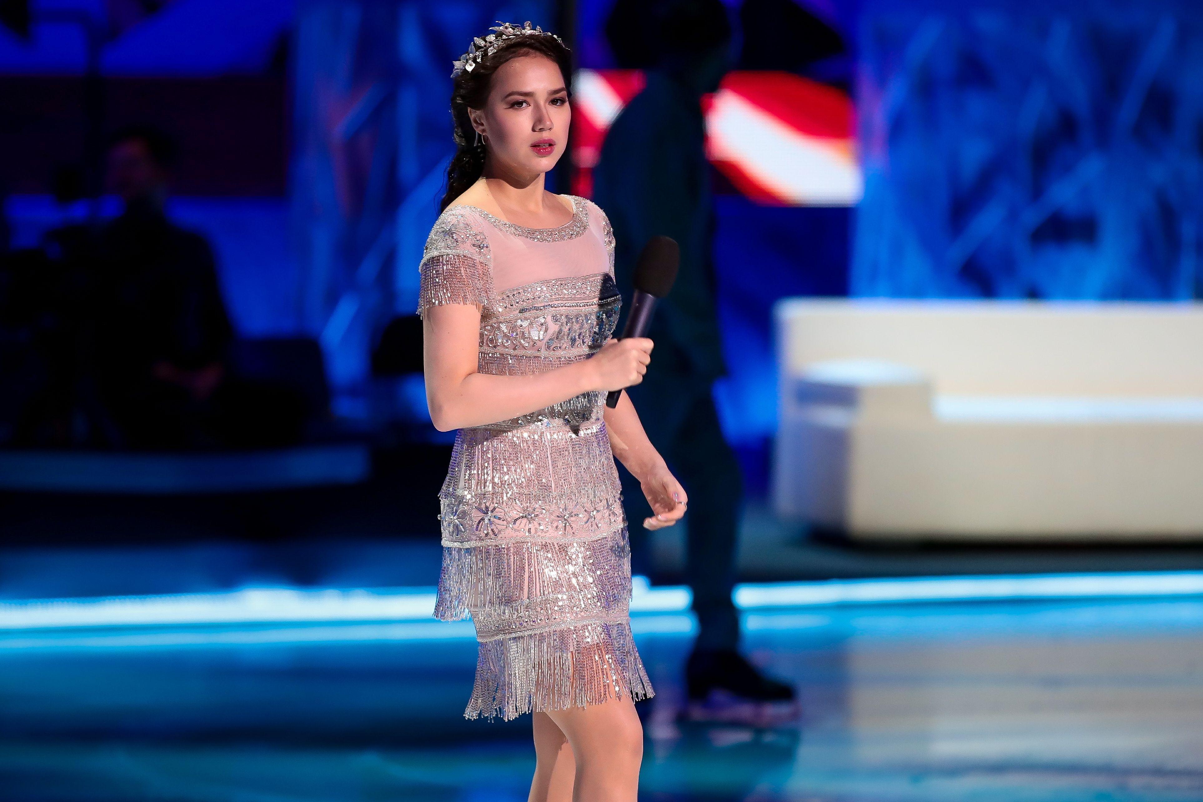 Жена Плющенко оценила шансы Загитовой выступить на Олимпиаде в Пекине