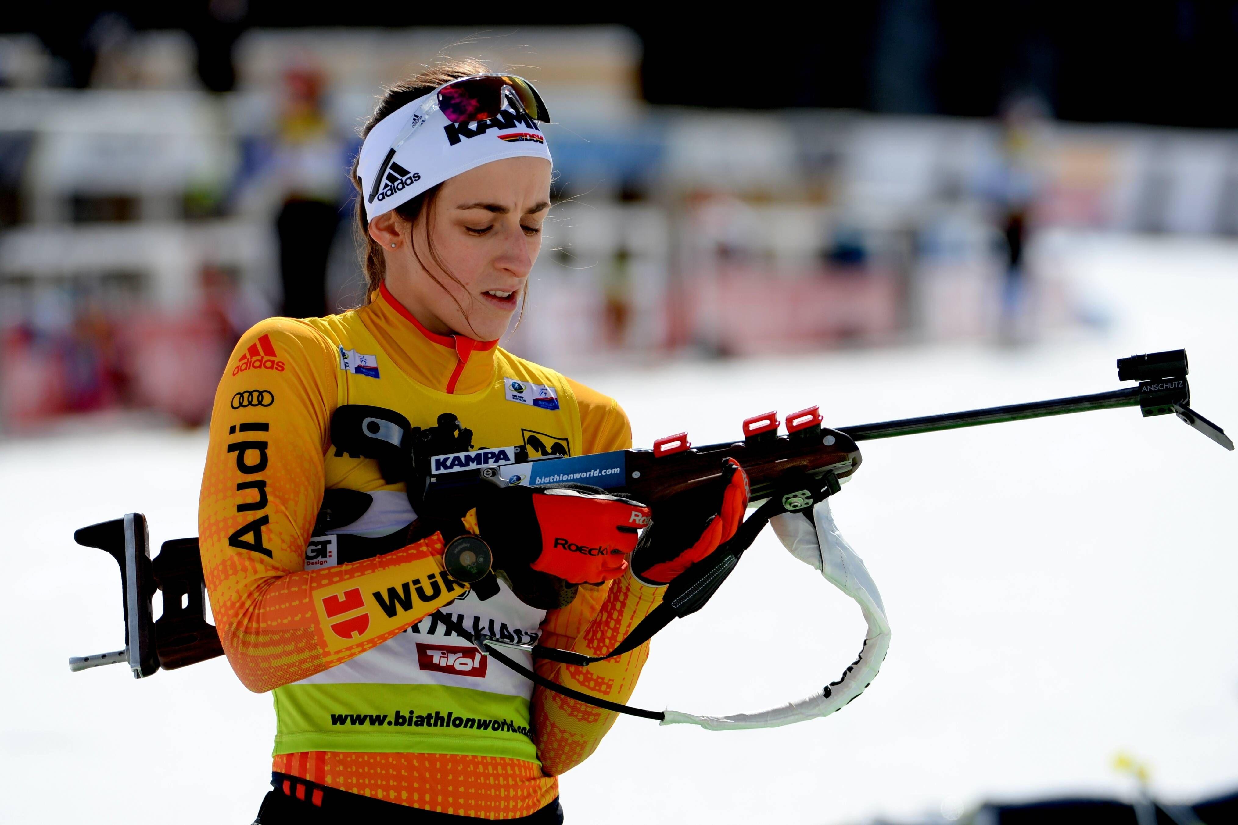 Биатлонистка Гореева выиграла спринт на Кубке IBU: все результаты россиянок