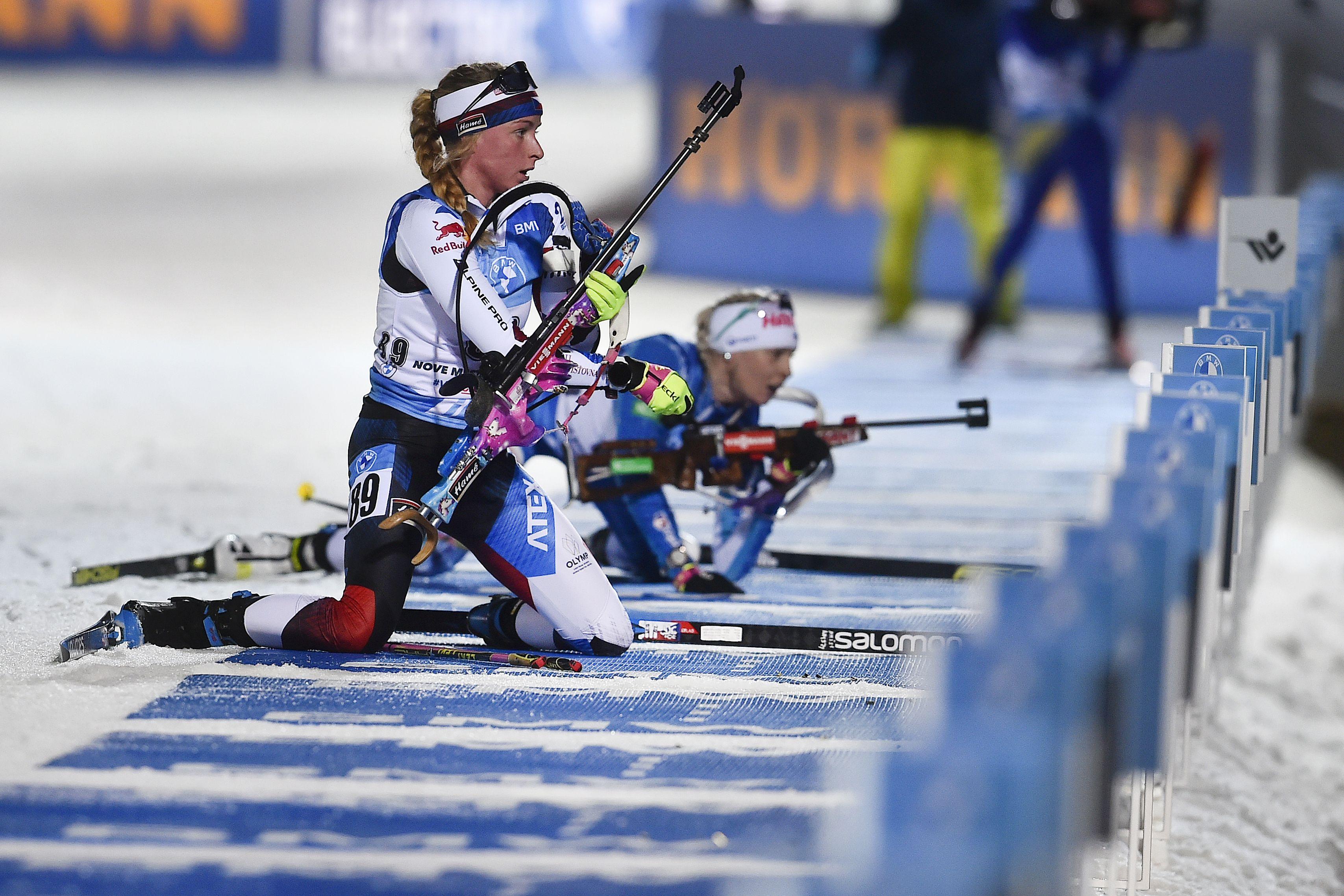 Экхофф выиграла гонку преследования на этапе Кубка мира, Куклина -37-я: все результаты россиянок