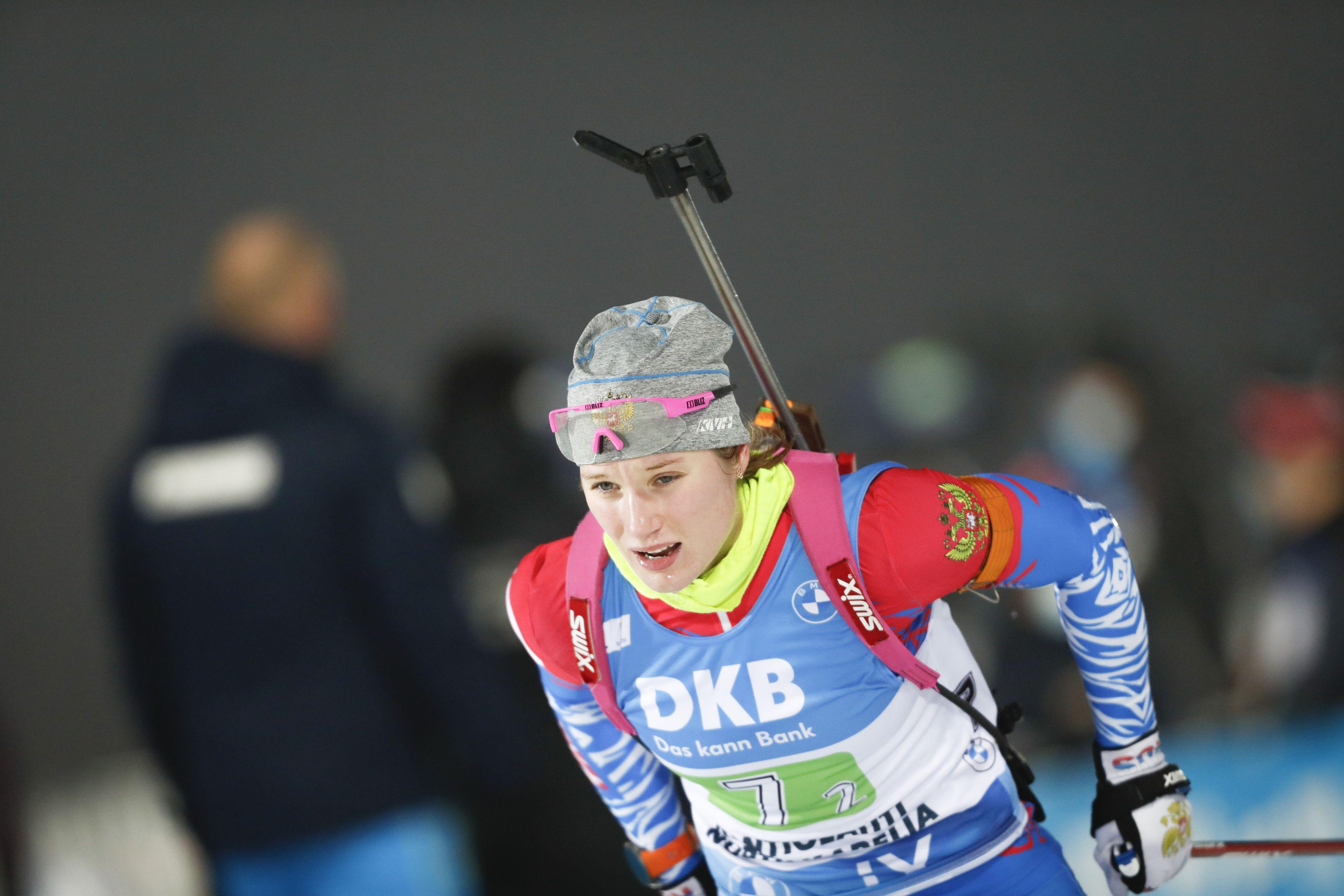 Казакевич: 'В сборной России по биатлону напряжённая атмосфера'