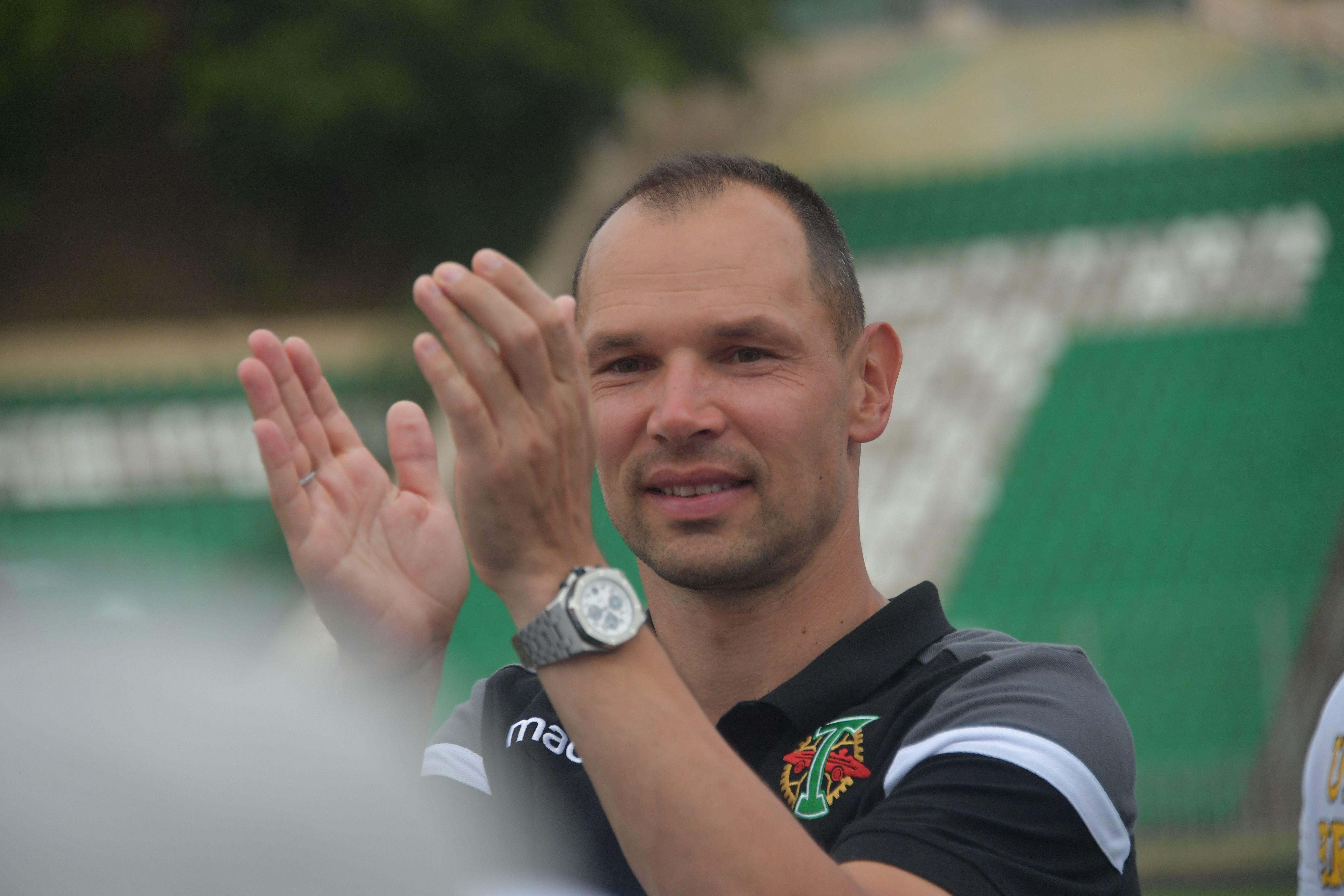 Игнашевич после очередного поражения 'Торпедо' ответил на вопрос об отставке
