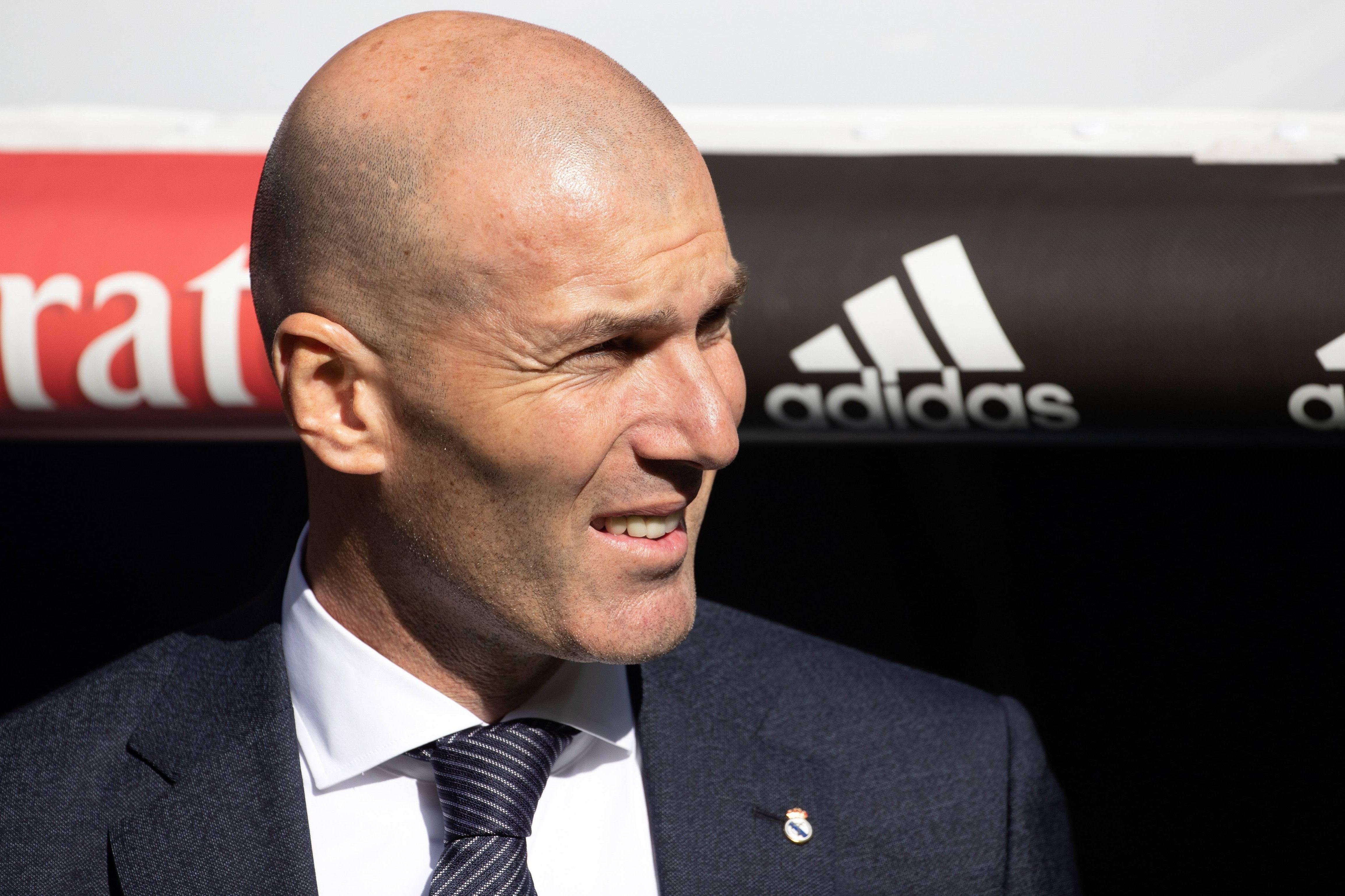 Зидан оценил вероятность возвращение Роналду в 'Реал'