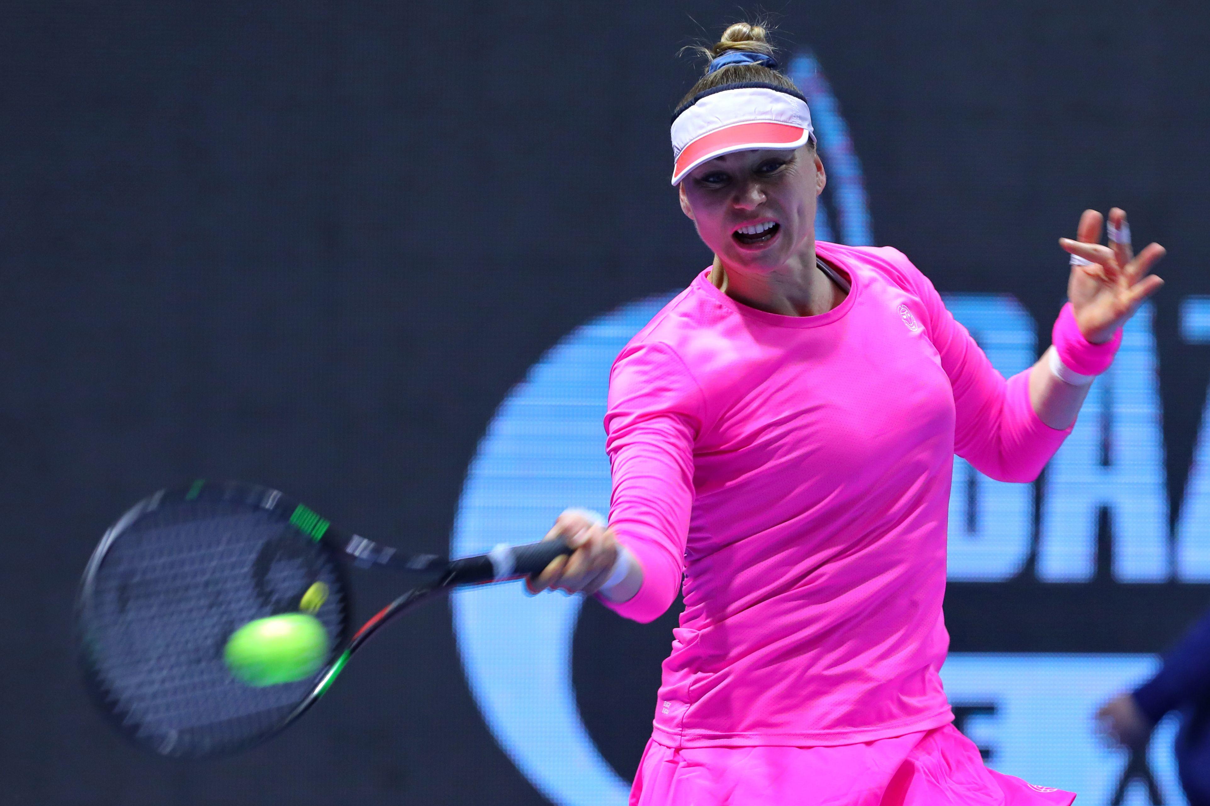 Звонарёва прокомментировала удачный старт на турнире в Санкт-Петербурге