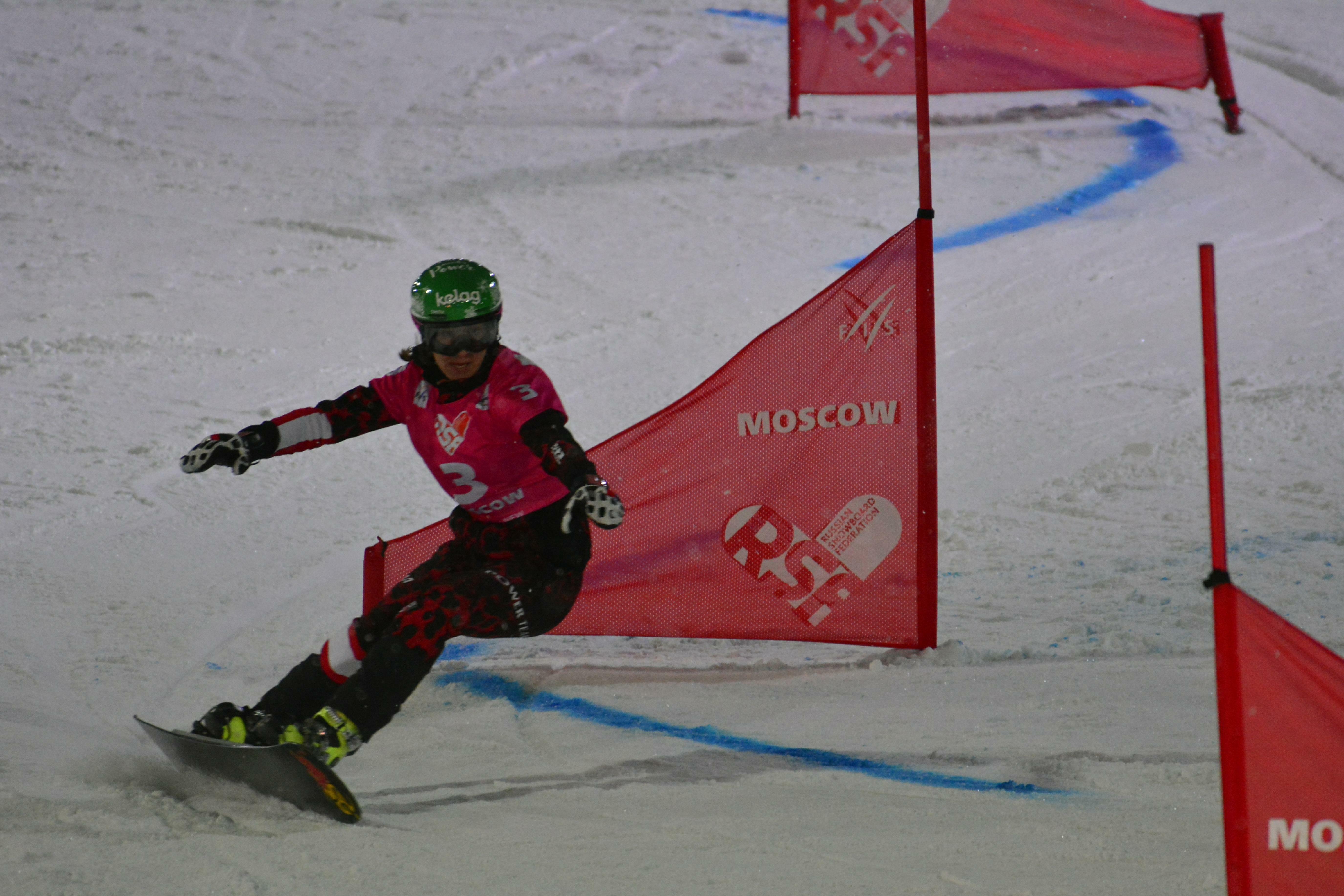 Сноубордистка Надыршина заняла второе место в зачёте Кубка мира