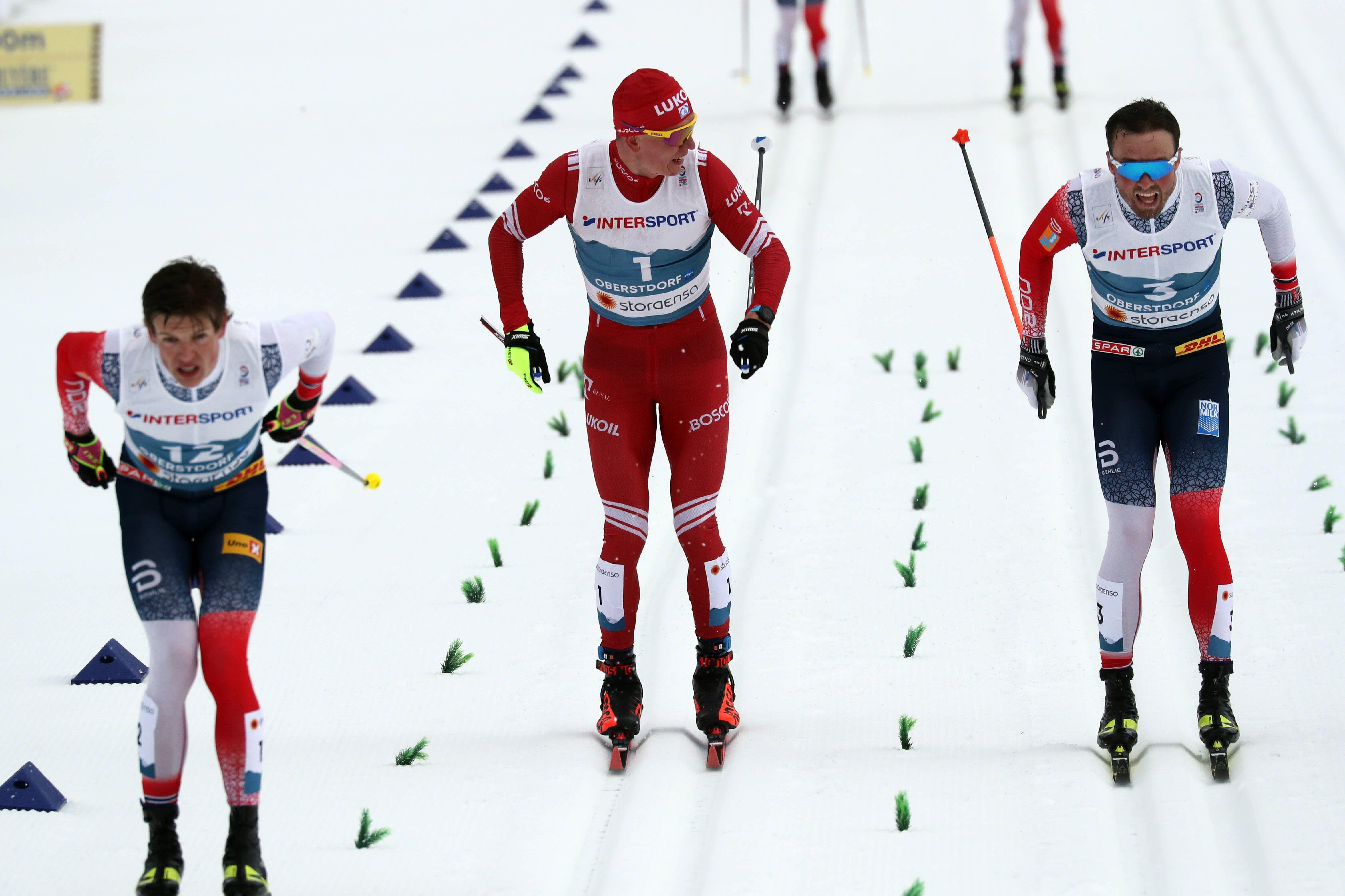 Вокуев: 'Происходит популяризация Большунова, а не лыжных гонок'