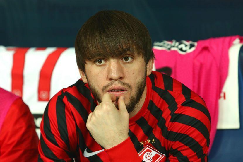 Мирзов намерен вернуться в 'Спартак'