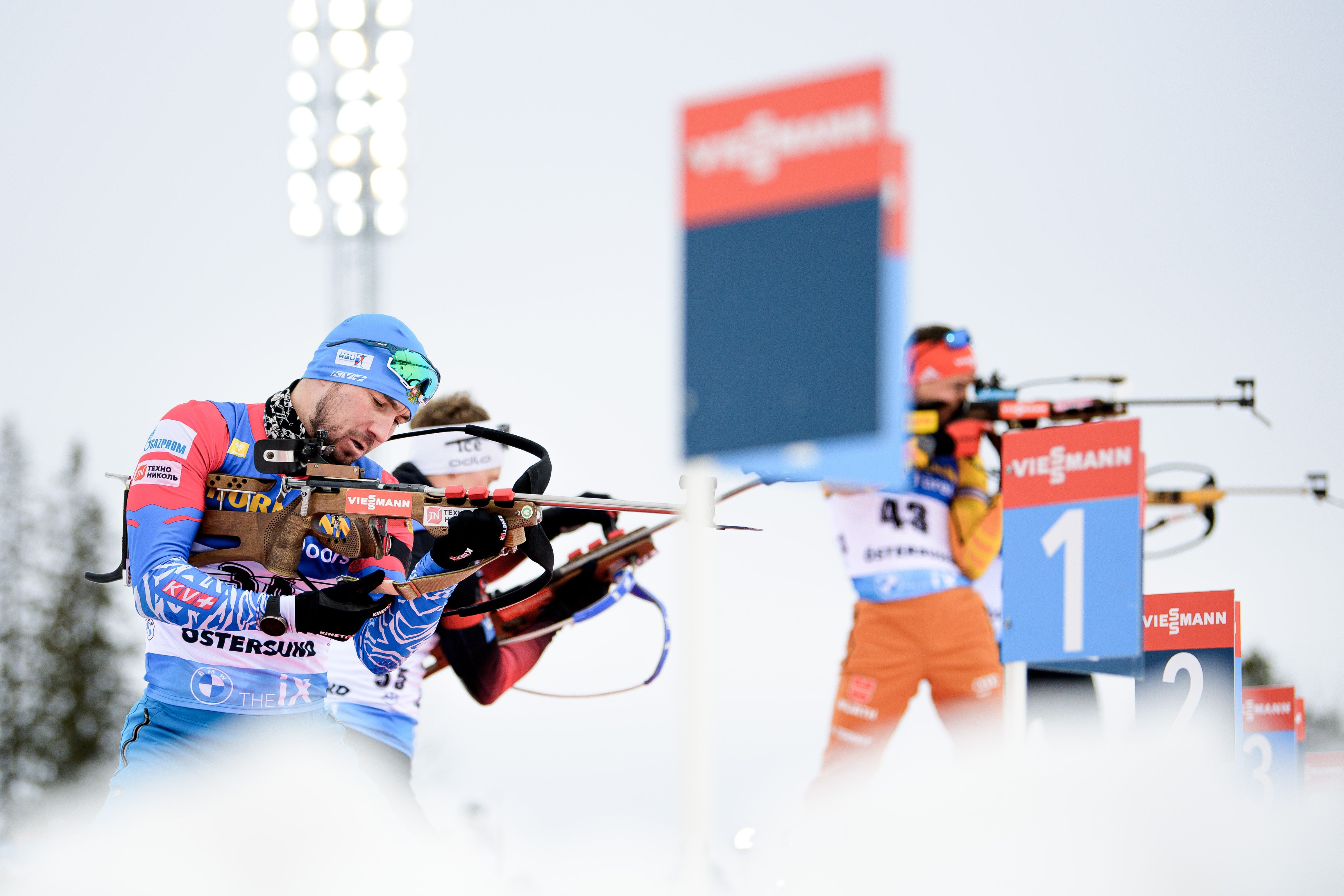 Сборная России по биатлону добилась худшего результата в своей истории на Кубке мира