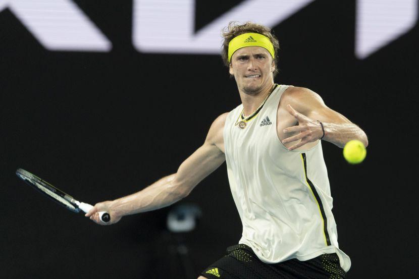 Зверев поднялся на 6-ю строчку в чемпионской гонке ATP. В топ-5 - трое россиян
