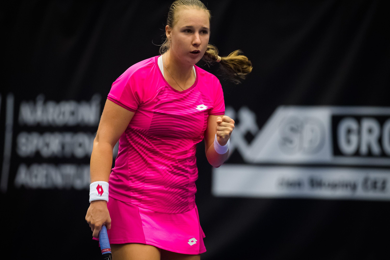 Блинкова проиграла в первом круге турнира в Майами