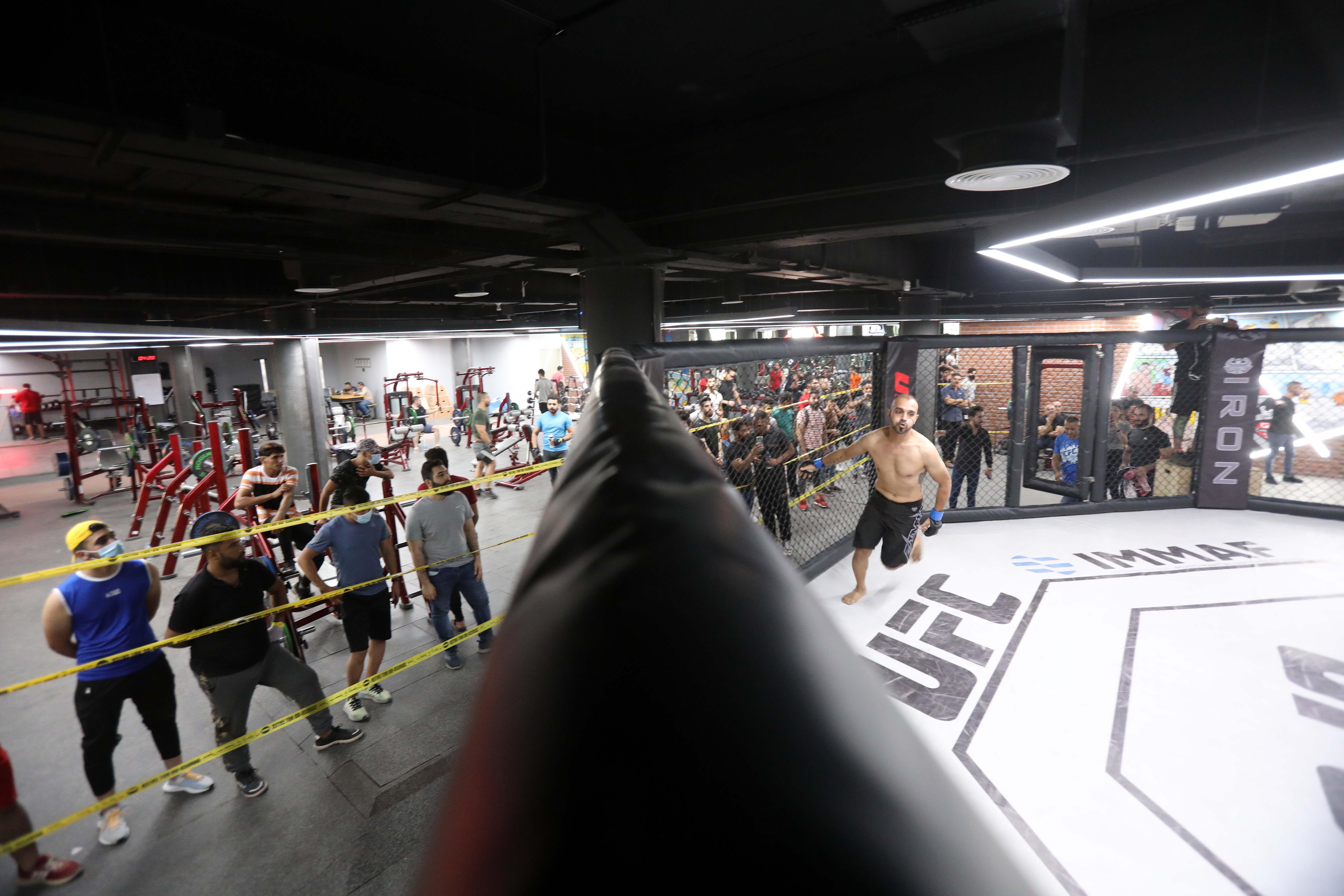 Абубакар Нурмагомедов назвал следующего желаемого соперника в UFC