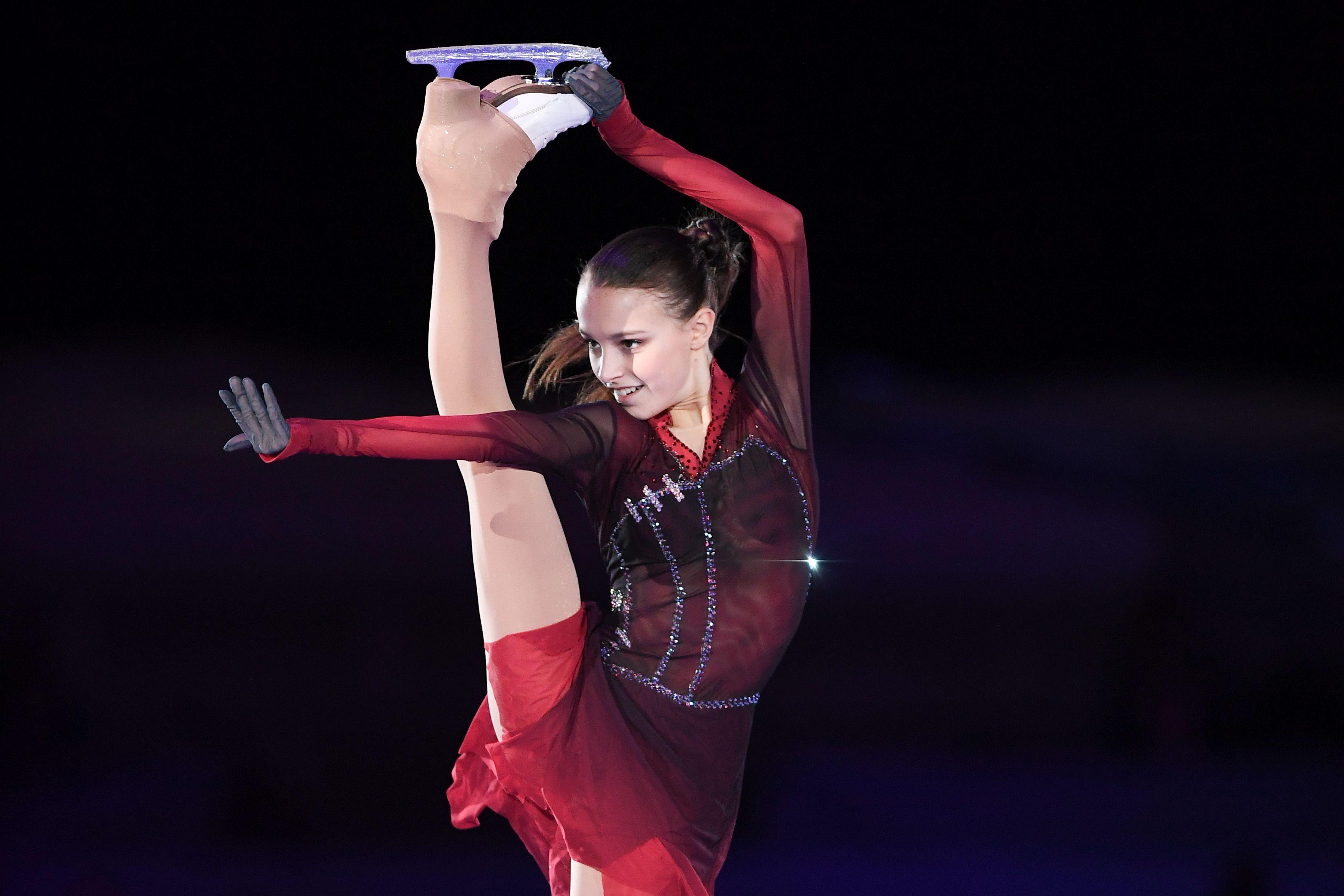Щербакова рассказала, по какой причине испытывала волнение в короткой программе