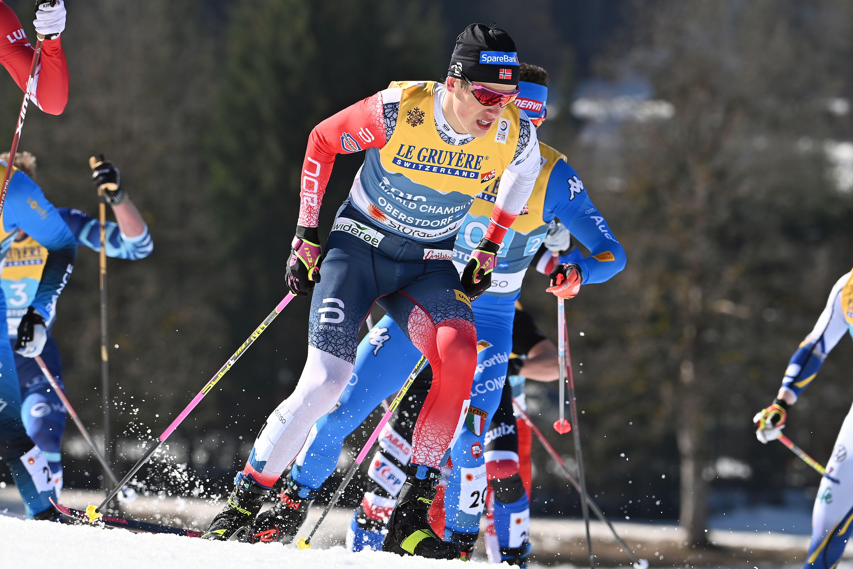 В FIS прокомментировали высказывание Вяльбе о допинге норвежцев