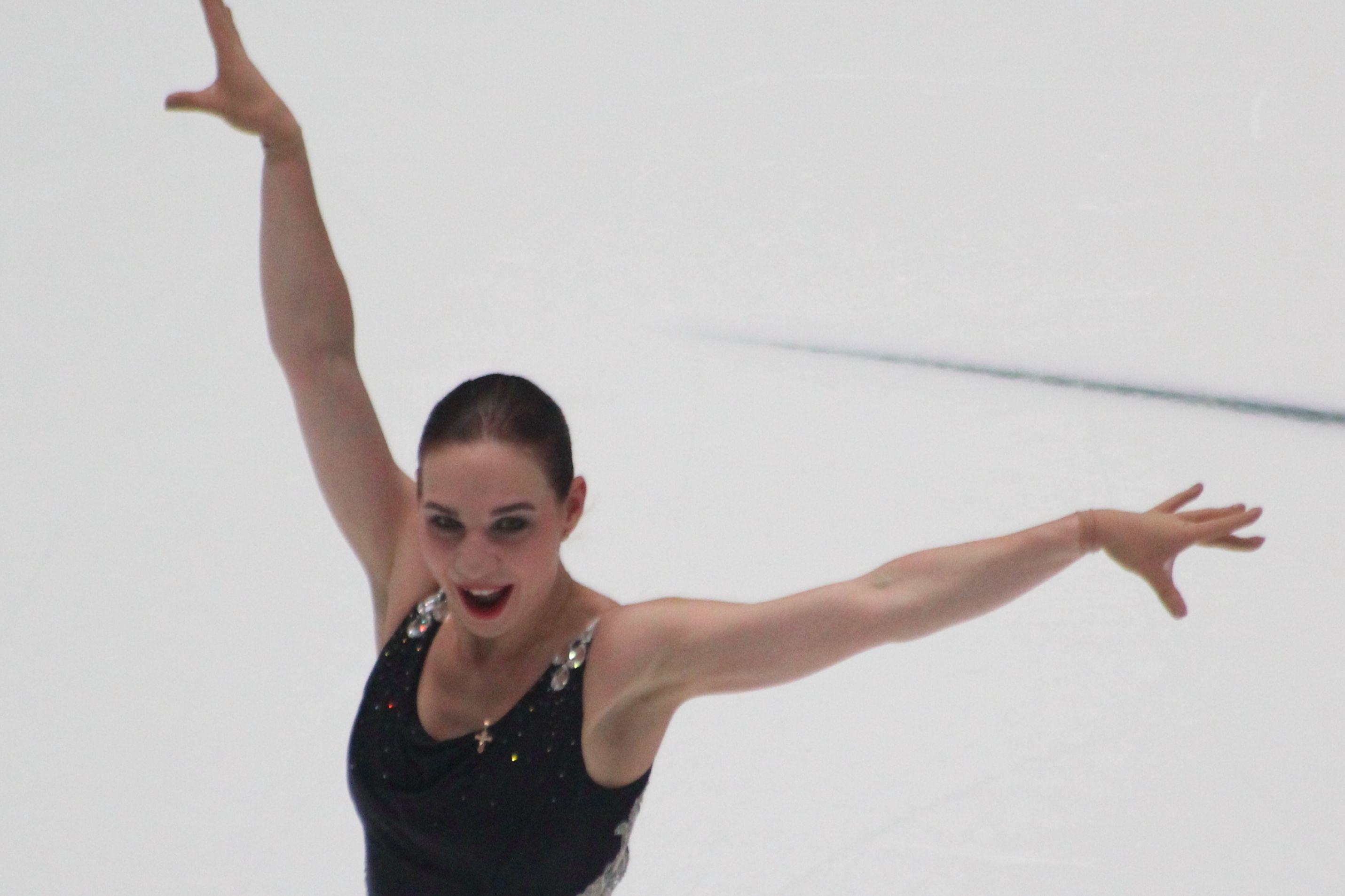 Леонова: 'Когда Кихира допустила ошибки, поняла – первые три места будут за русскими'