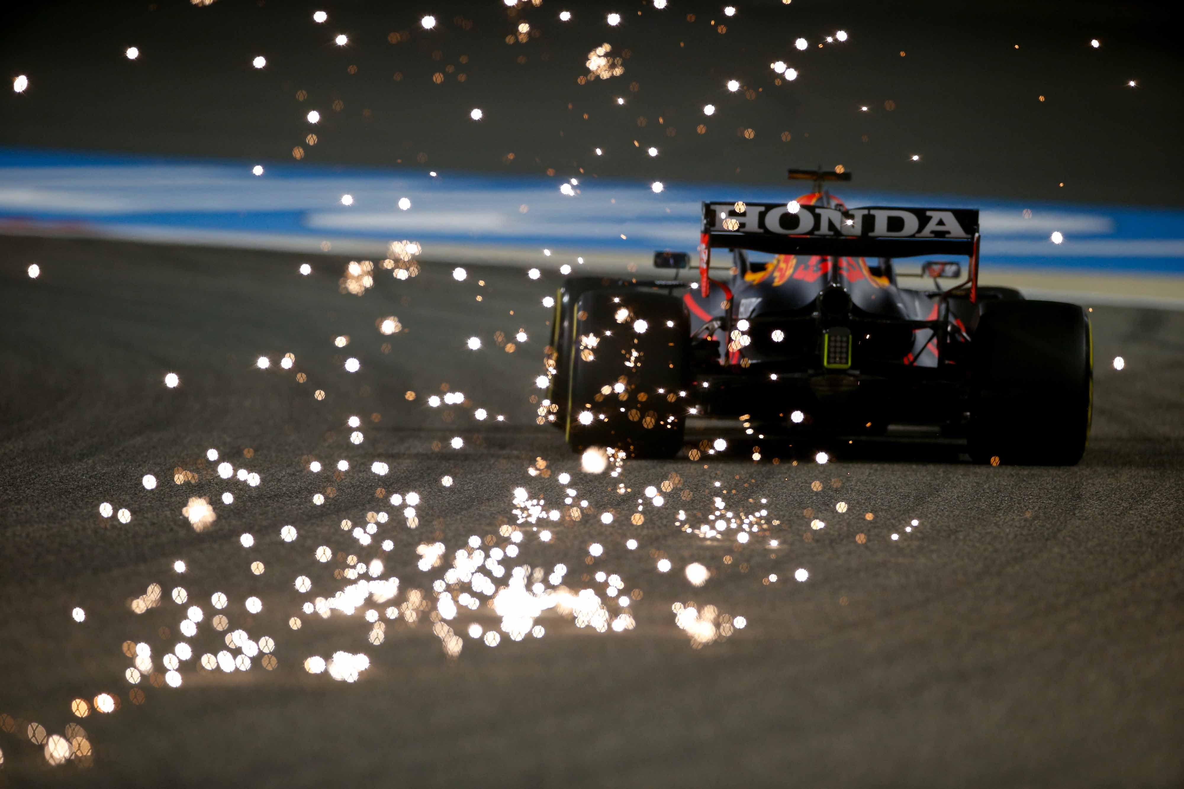 Ферстаппен выиграл квалификацию Гран-при Бахрейна: все результаты