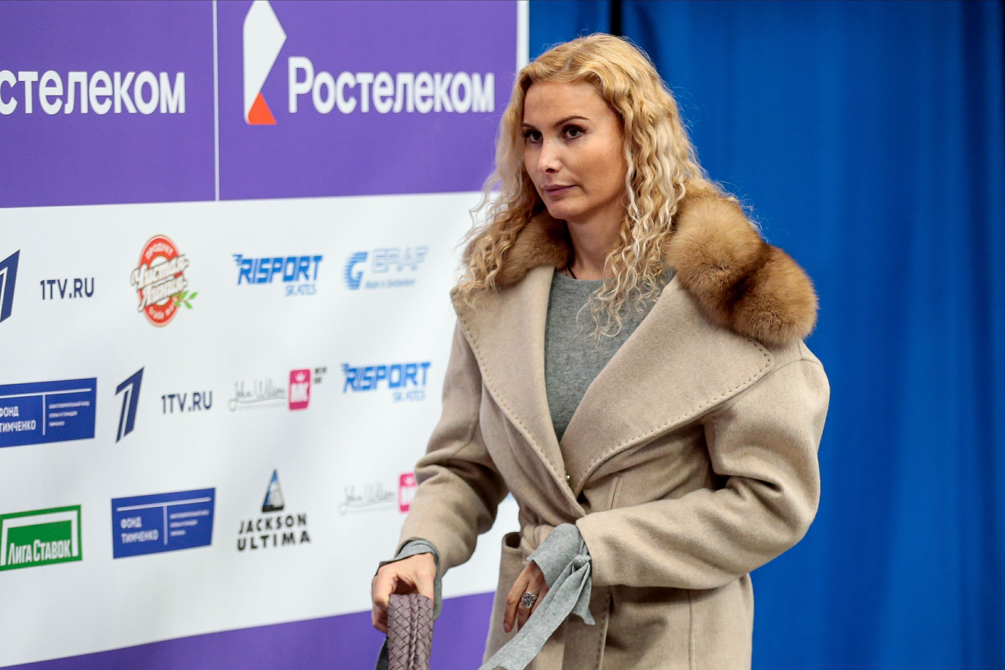 Тутберидзе прокомментировала победу Щербаковой на чемпионате мира
