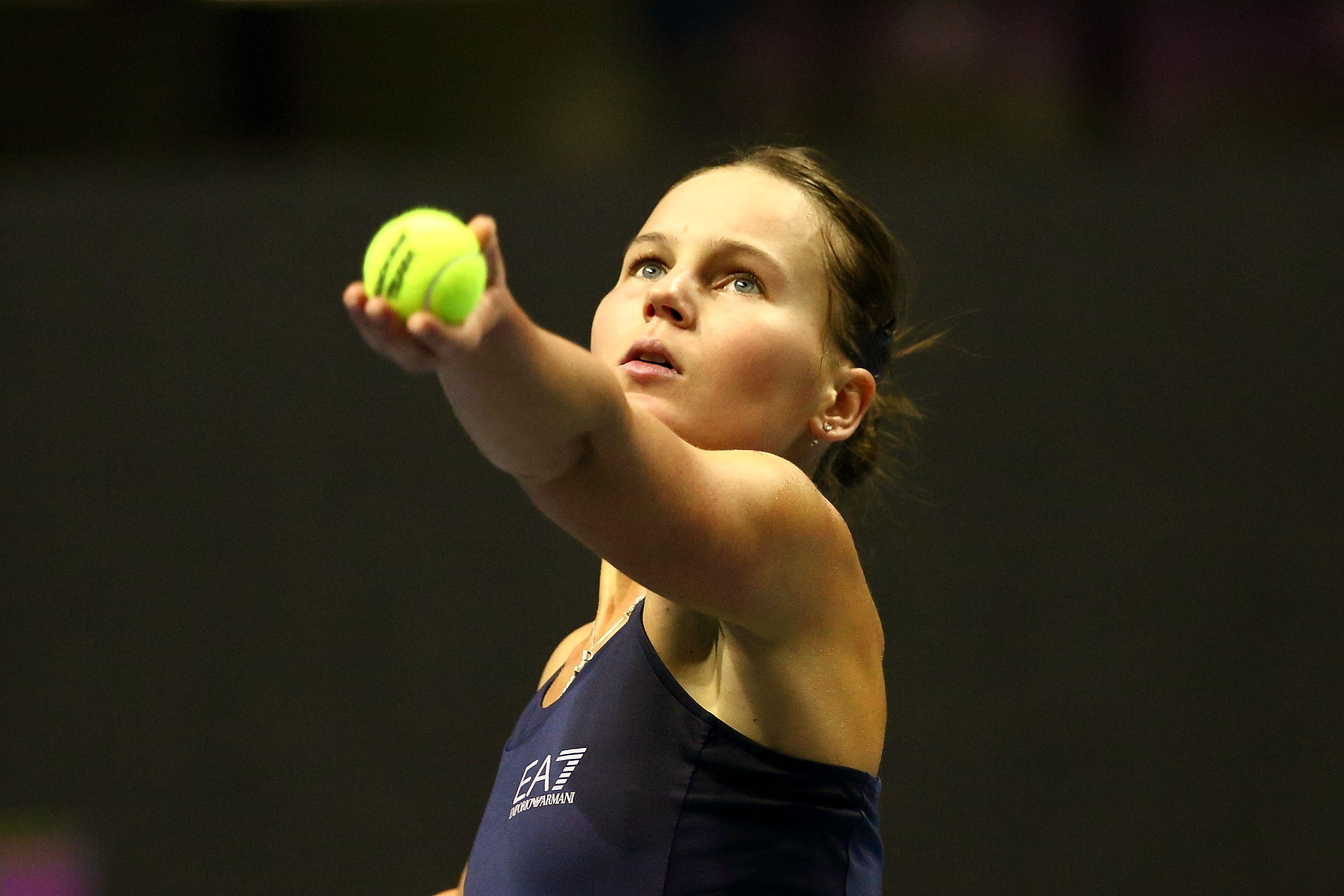 Кудерметова проиграла Соболенко в 1/16 финала турнира в Майами