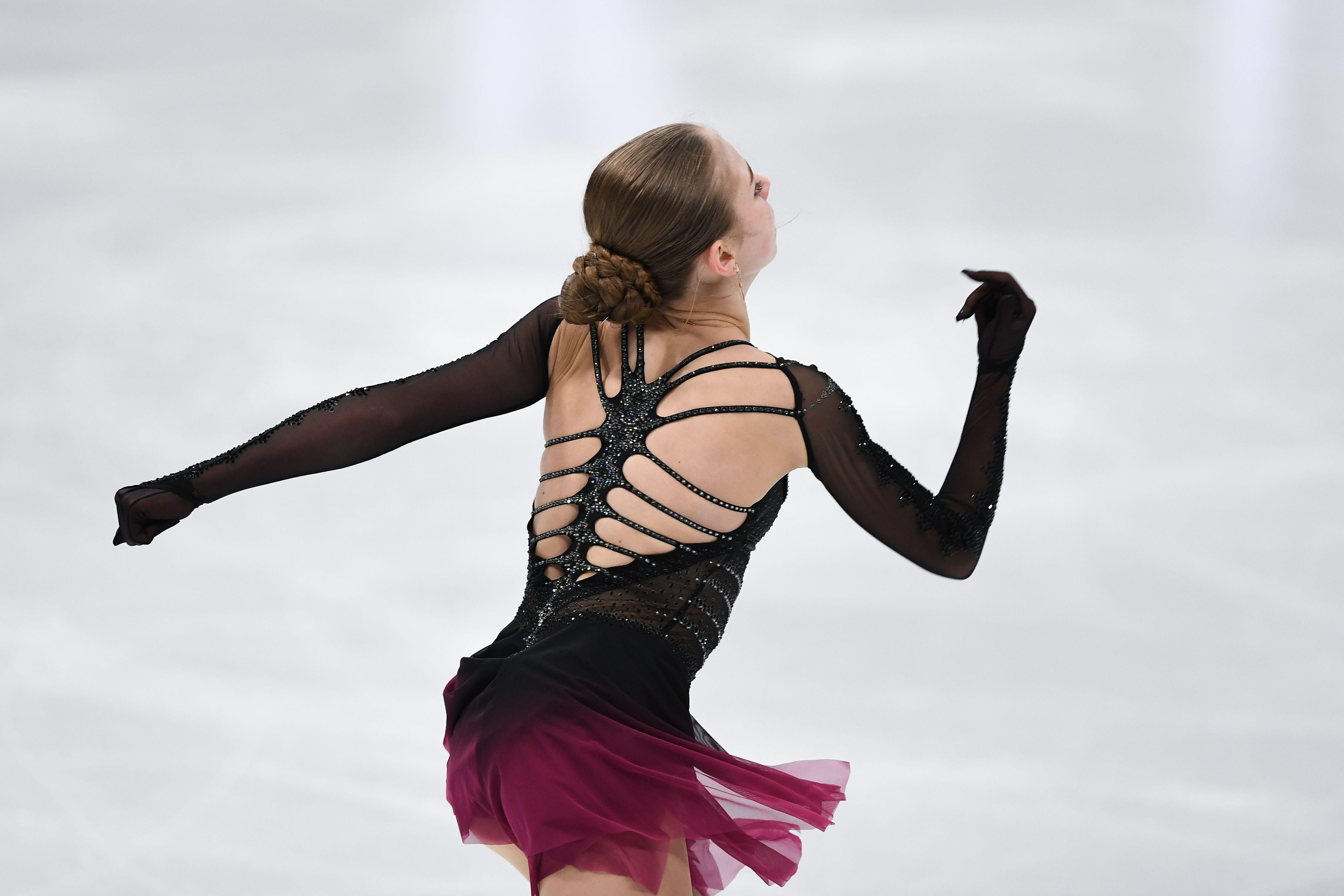 Трусова дала большое интервью после ЧМ-2021: 'Олимпиада - главная цель для каждого спортсмена'. ВИДЕО