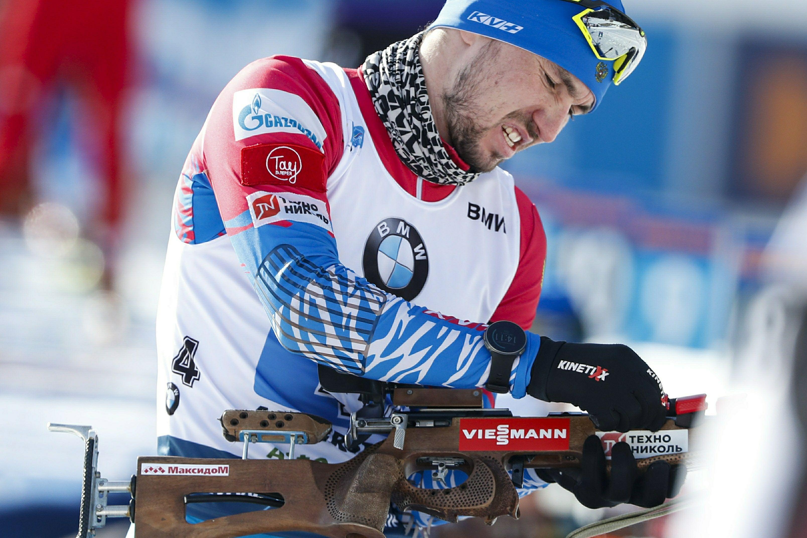 Губерниев дал совет Логинову, провалившему гонку преследования на чемпионате России по биатлону