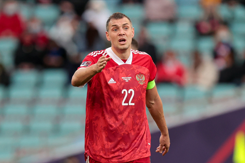 Божович: 'Дзюба — самый полезный футболист для сборной России'