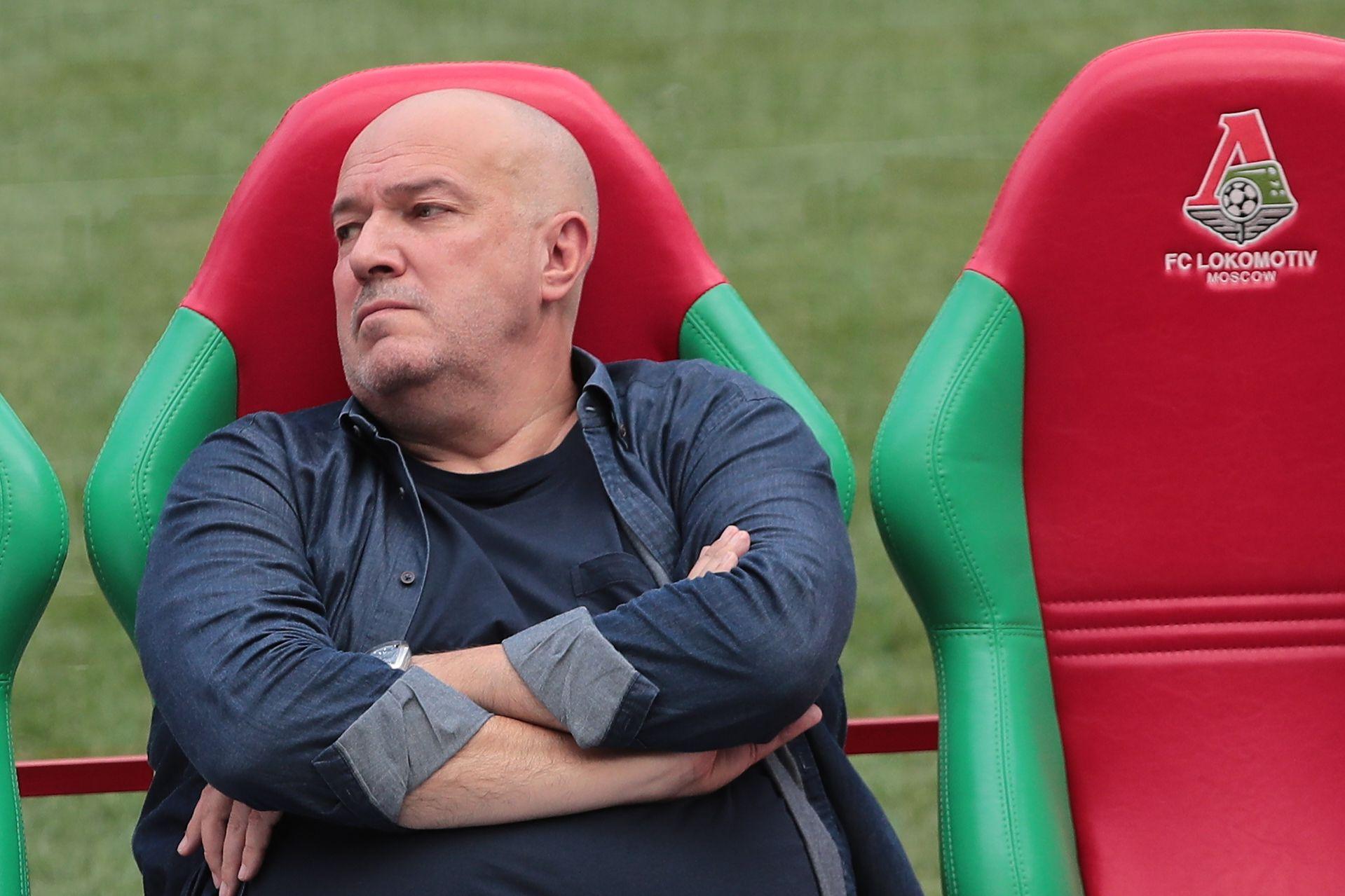 Бывший PR-директор 'Локомотива' рассказал, как поругался с Кикнадзе после решения об уходе Сёмина