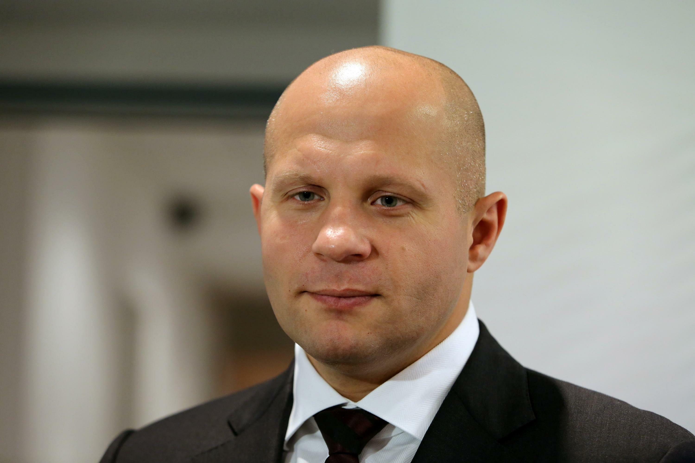 Глава Bellator рассказал, кто может стать противником Ф. Емельяненко