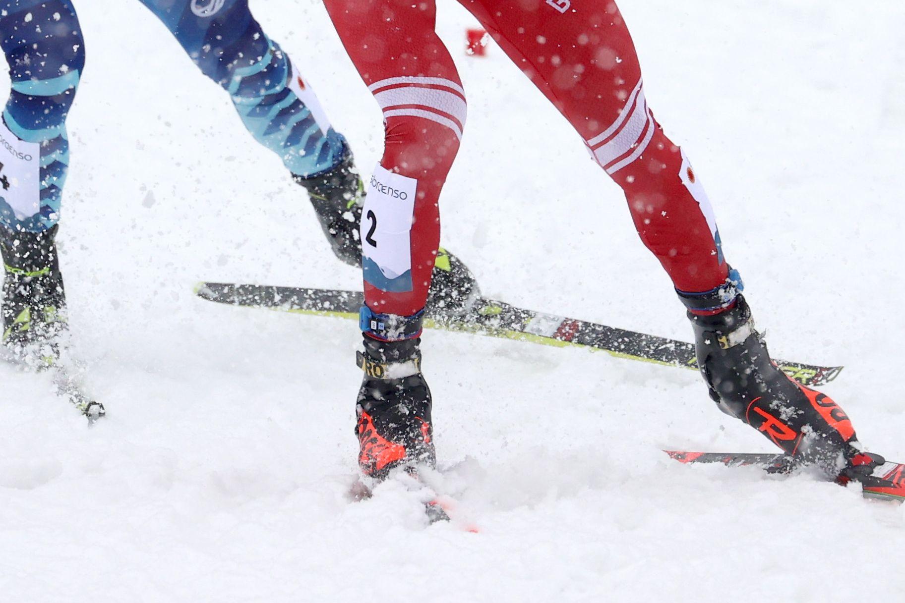 Российскую лыжницу обвинили в выходе на гонку ЧР в норвежской символике