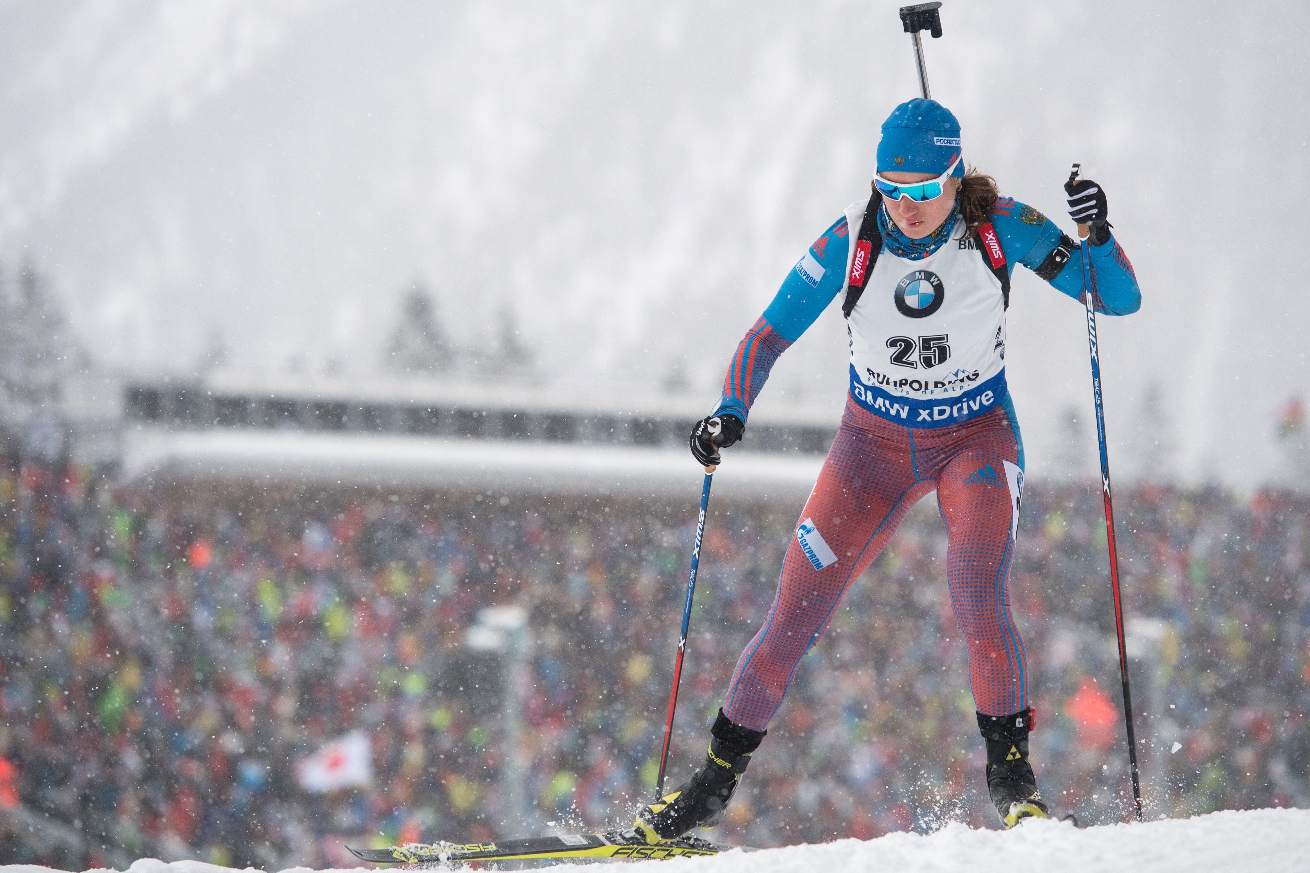Подчуфарова считает, что в Словении к спортсменам относятся лучше, чем в России