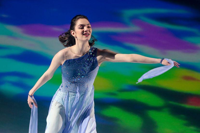 Фигуристка Медведева планирует отправиться на Олимпиаду в Токио