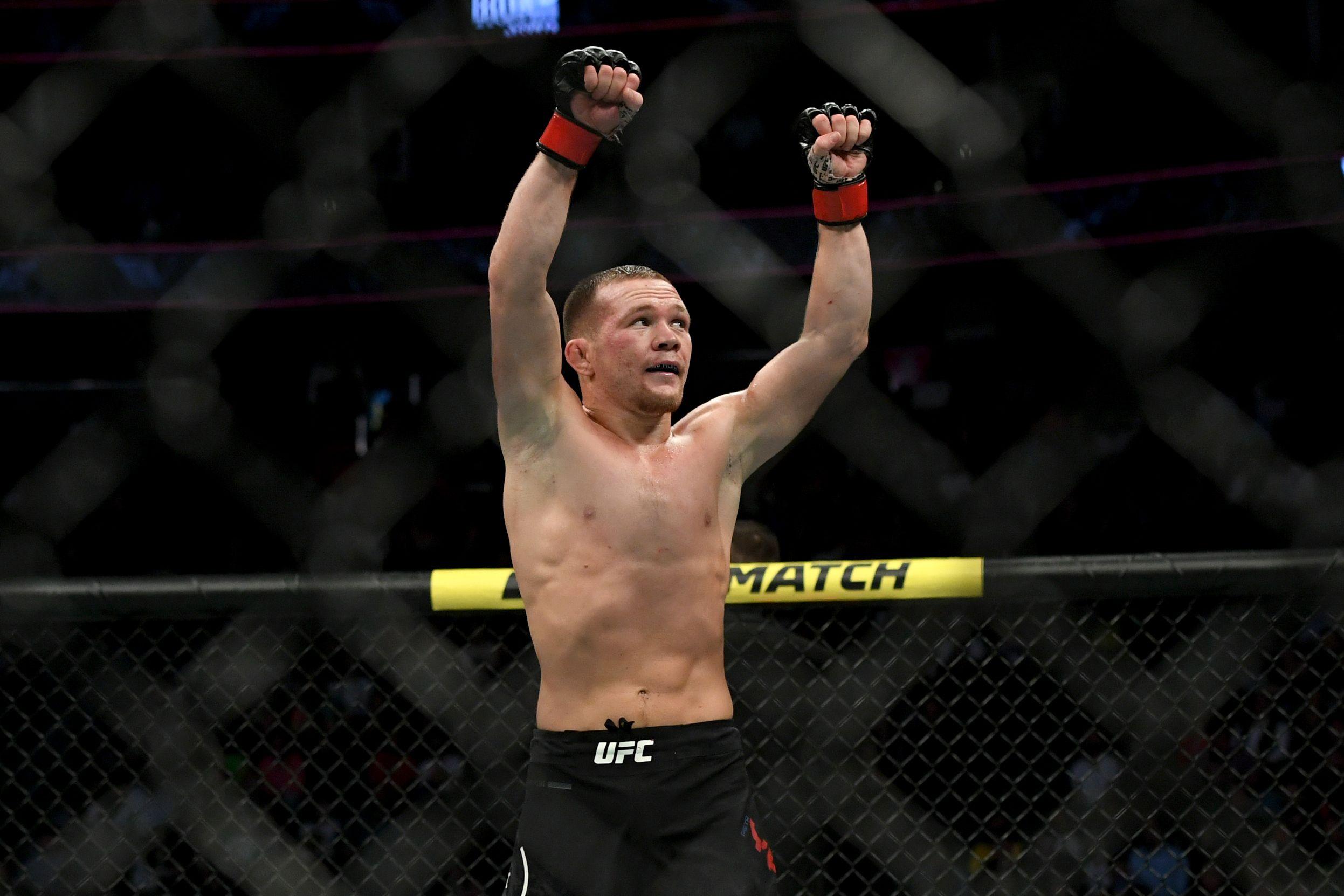 Чемпион UFC Стерлинг отказался проводить второй бой с Яном
