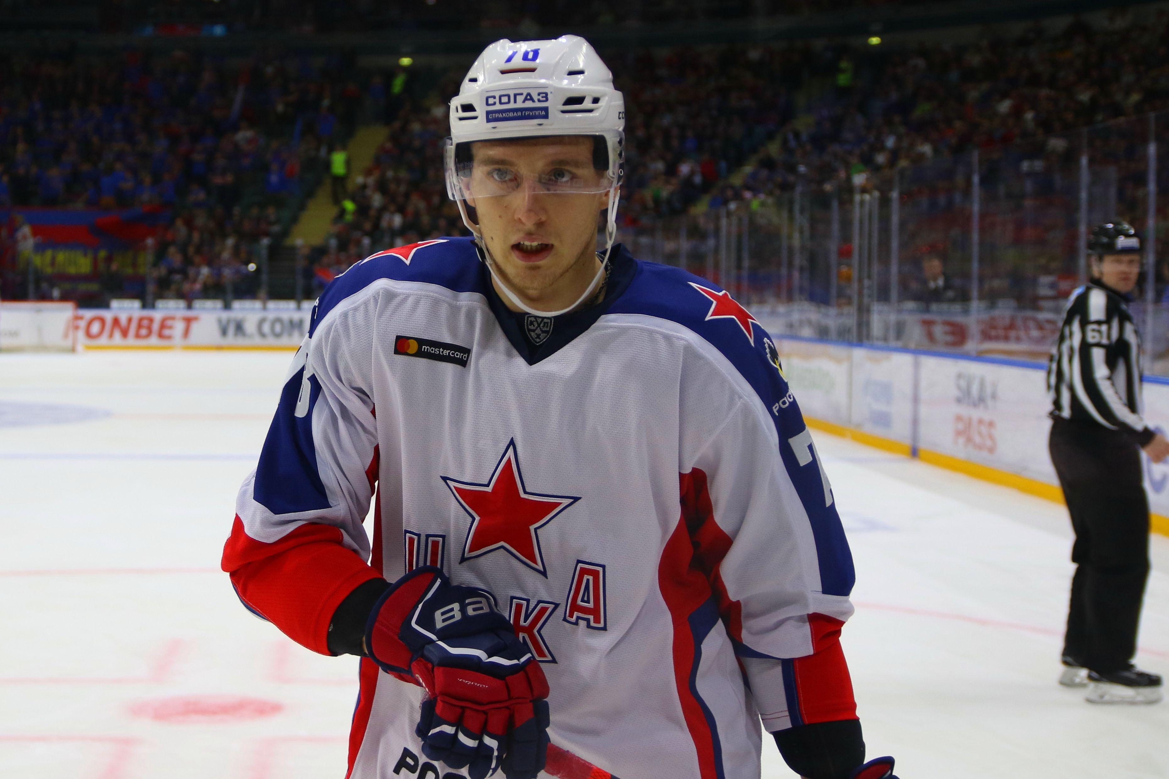 Бабаев: 'Если Шалунов и отправится в НХЛ, то в следующем сезоне'