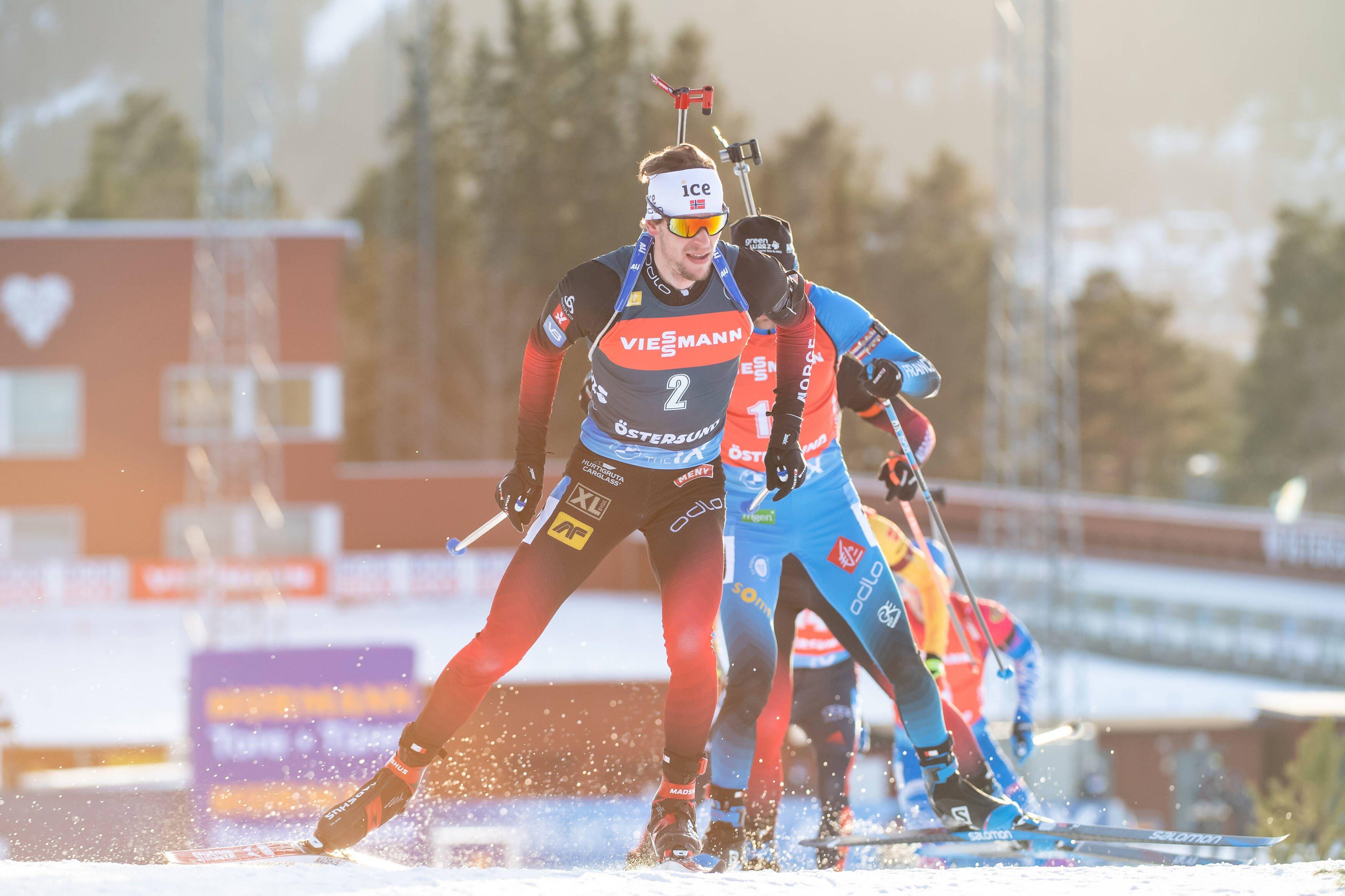 Тренер норвежских биатлонистов обвинил Васильева во лжи