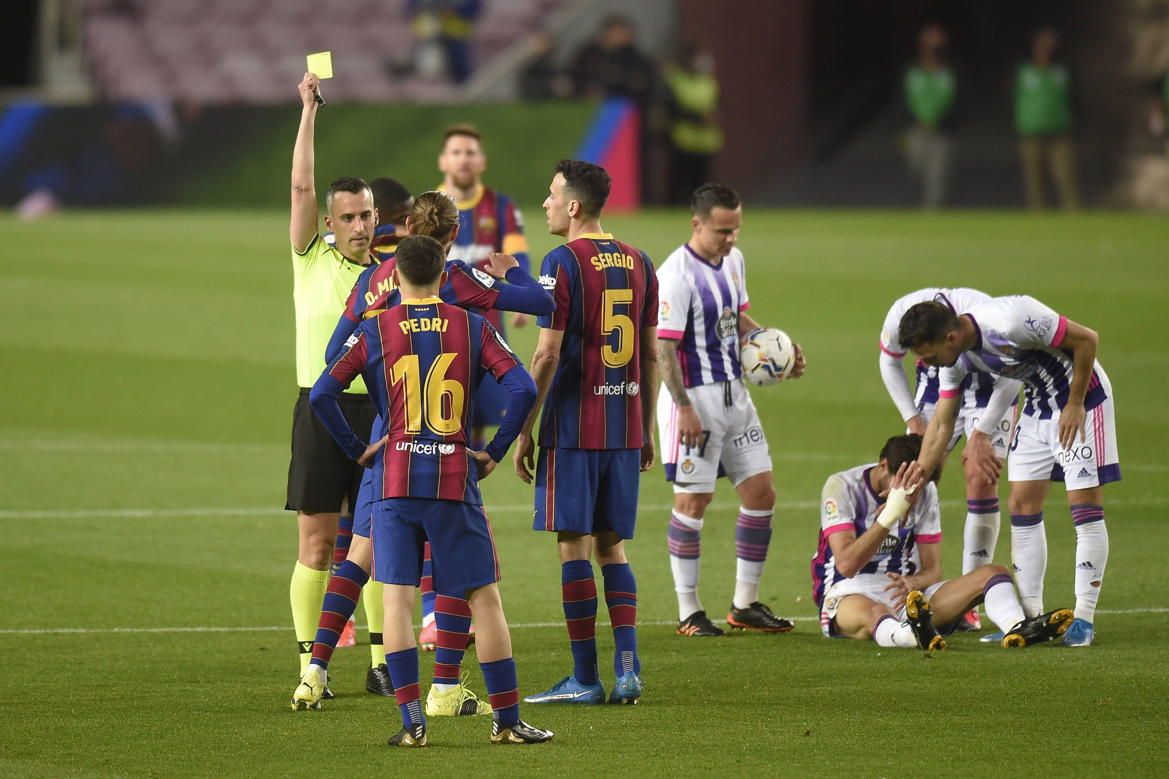 'Реал' — 'Барселона': стартовые составы команд на 'эль класико'
